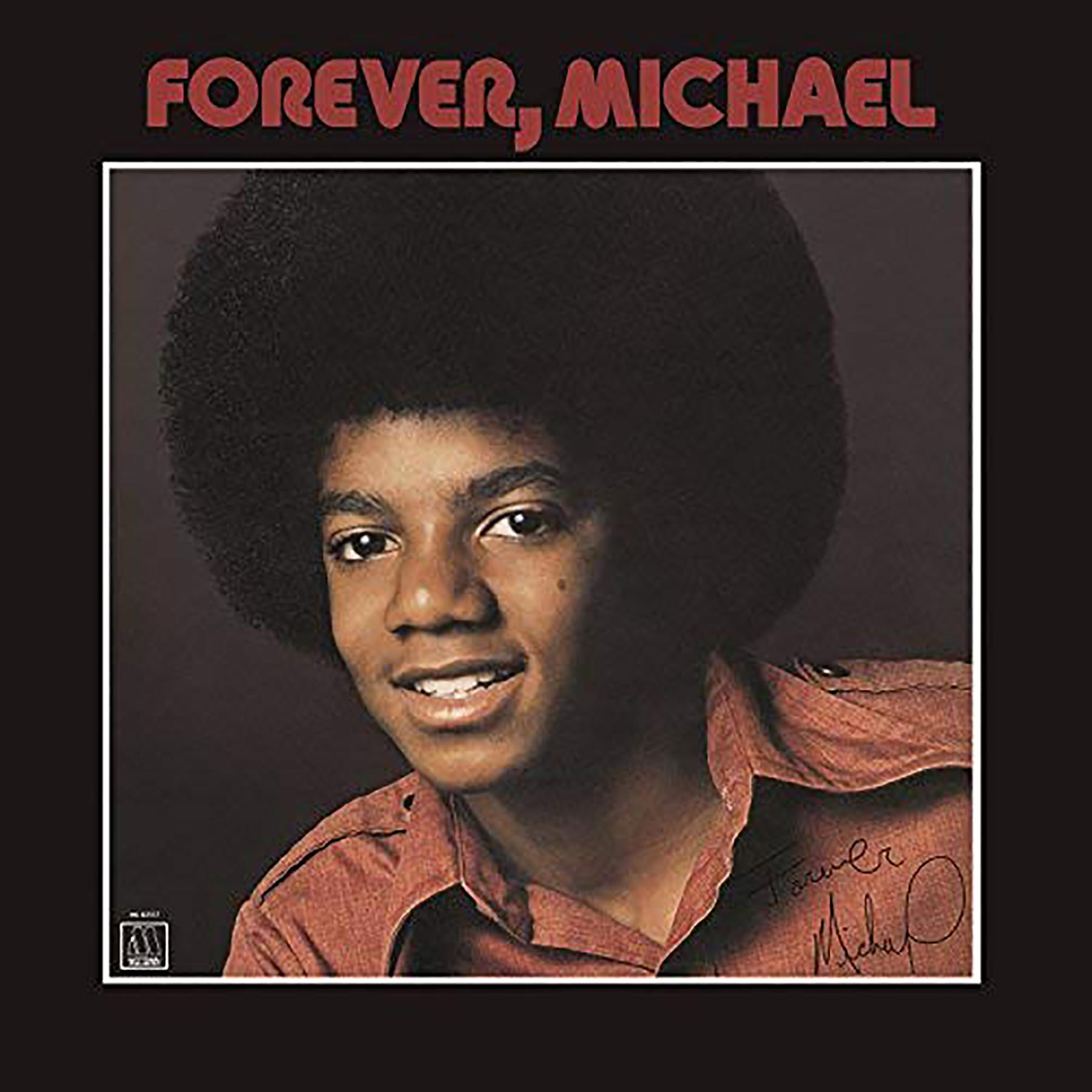Forever, Michael (1975) by Michael Jackson