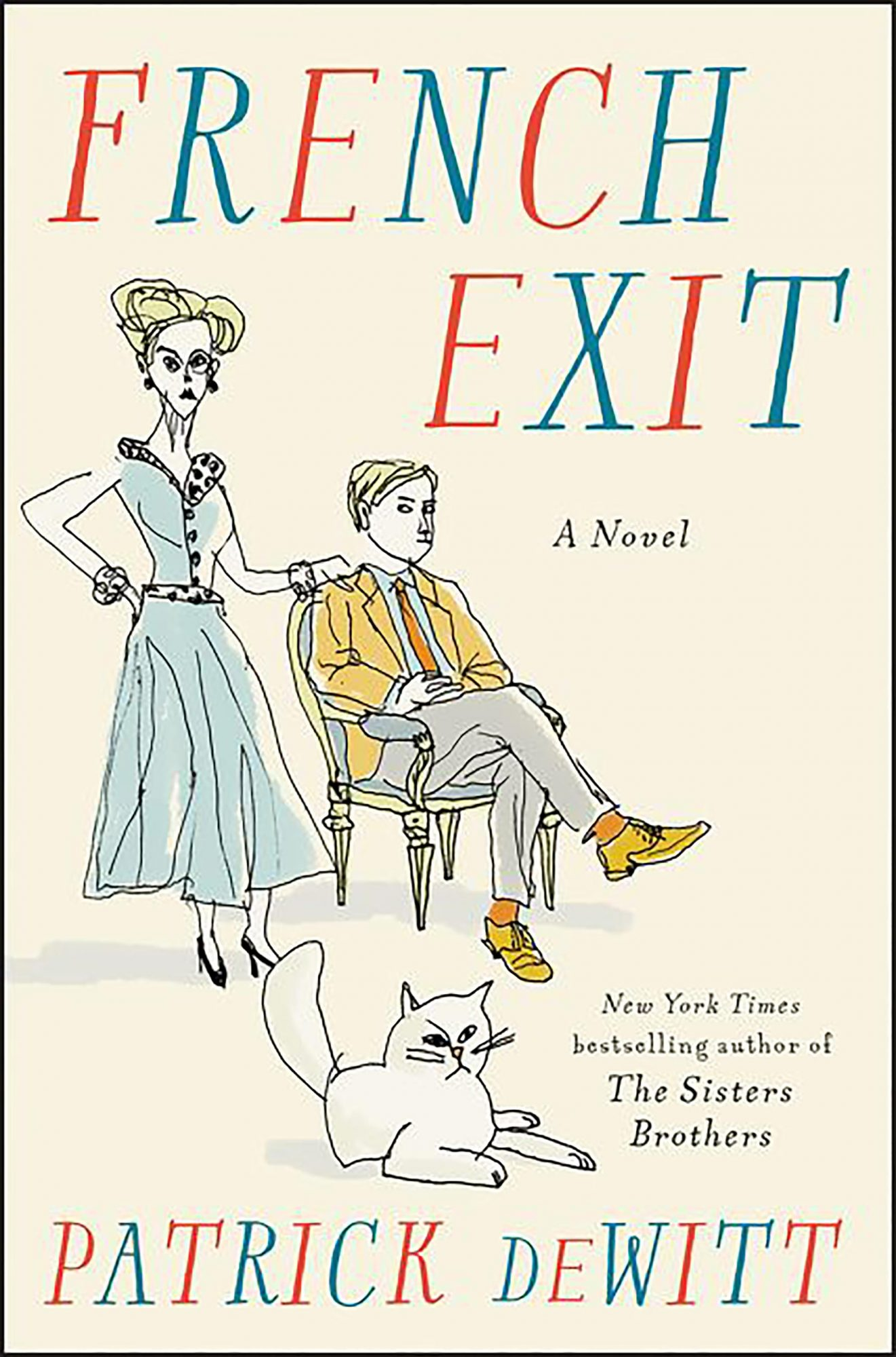 french exit_courtesy harper collins