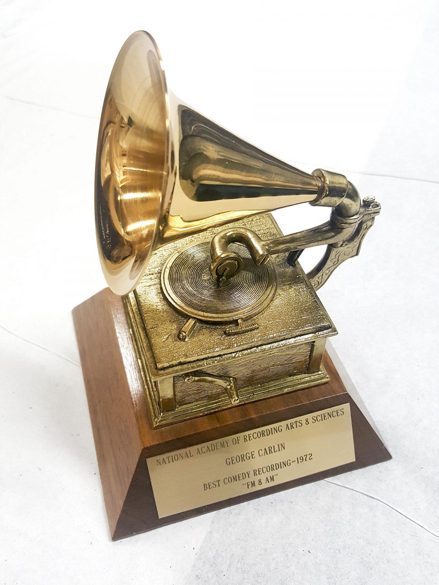George-Carlin's-Grammy-Award