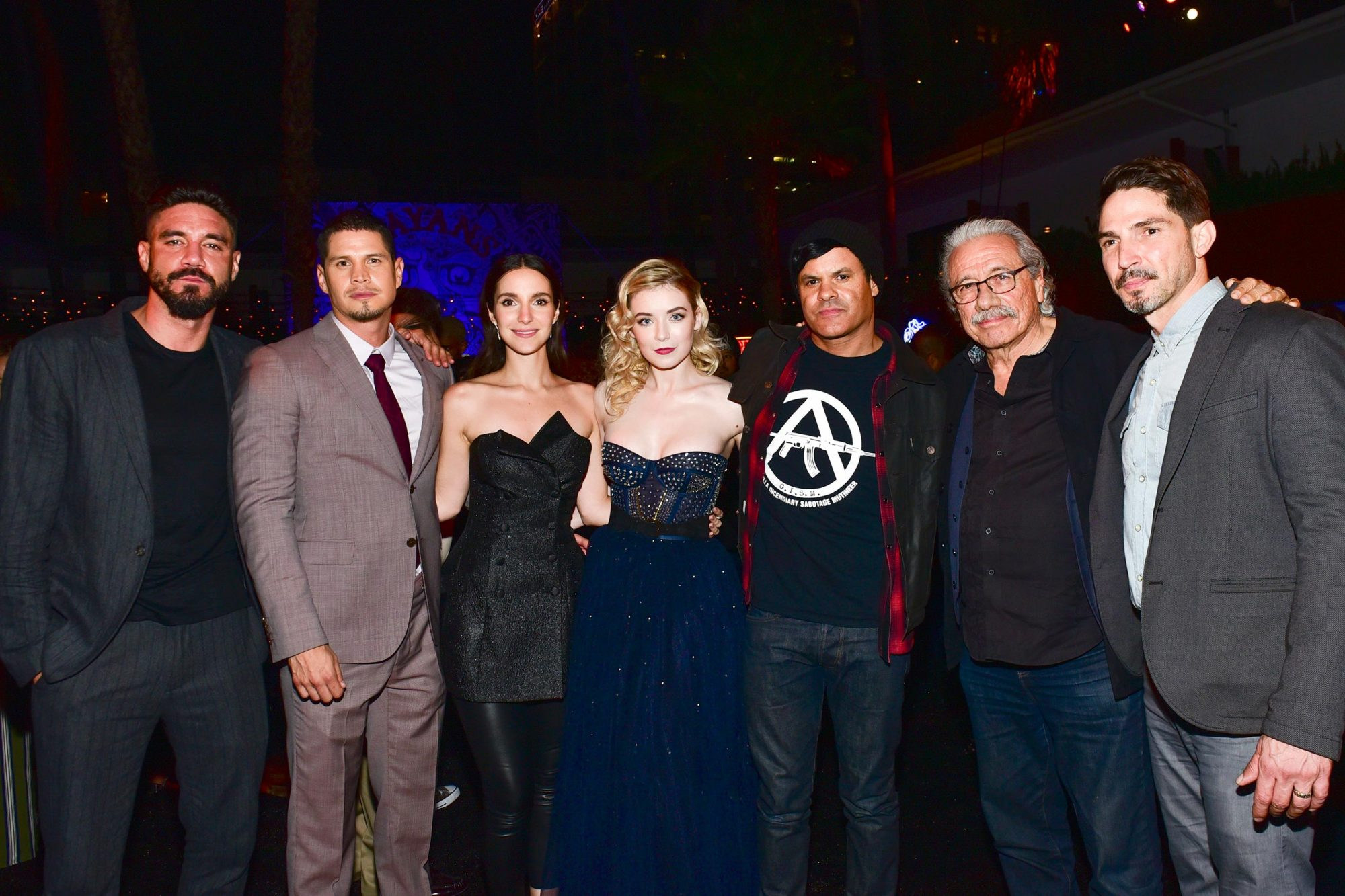 """Premiere Of FX's """"Mayans M.C."""" - After Party"""