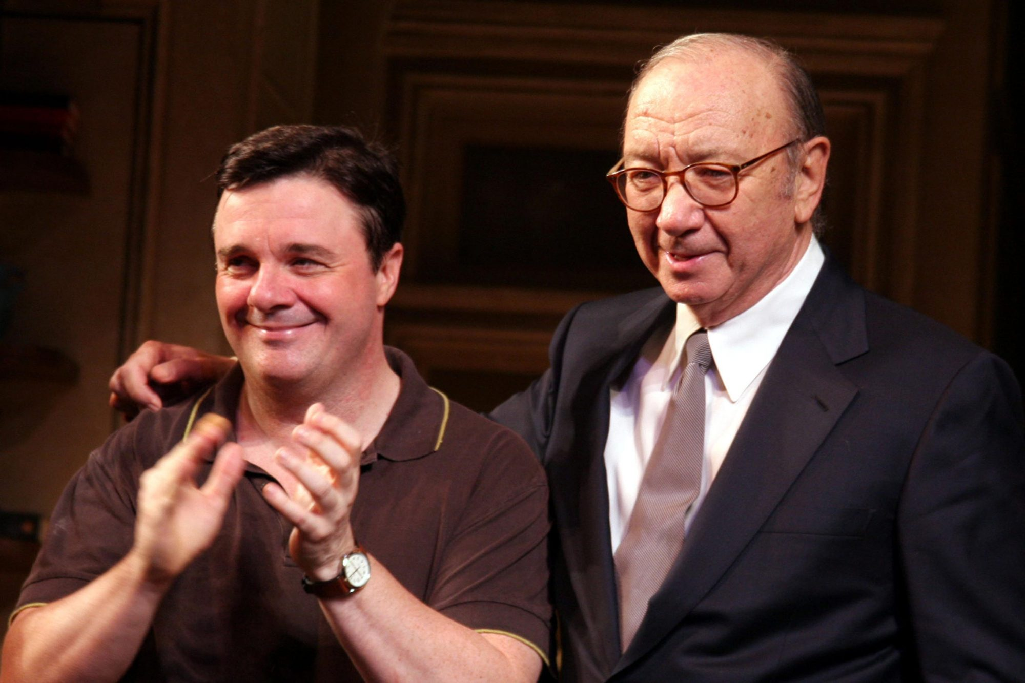 "Neil Simon's ""The Odd Couple"" Broadway Opening Night"
