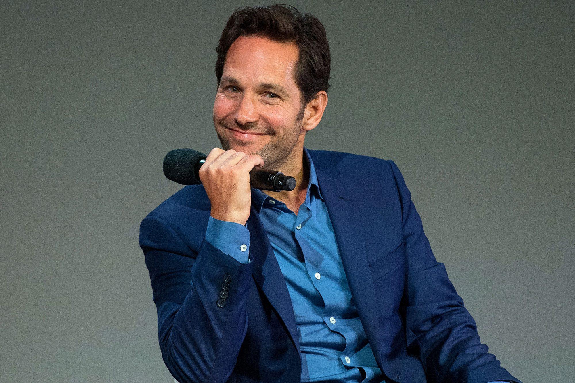 "Apple Store Soho Presents Meet The Filmmaker: Paul Rudd, ""Ant-Man"""