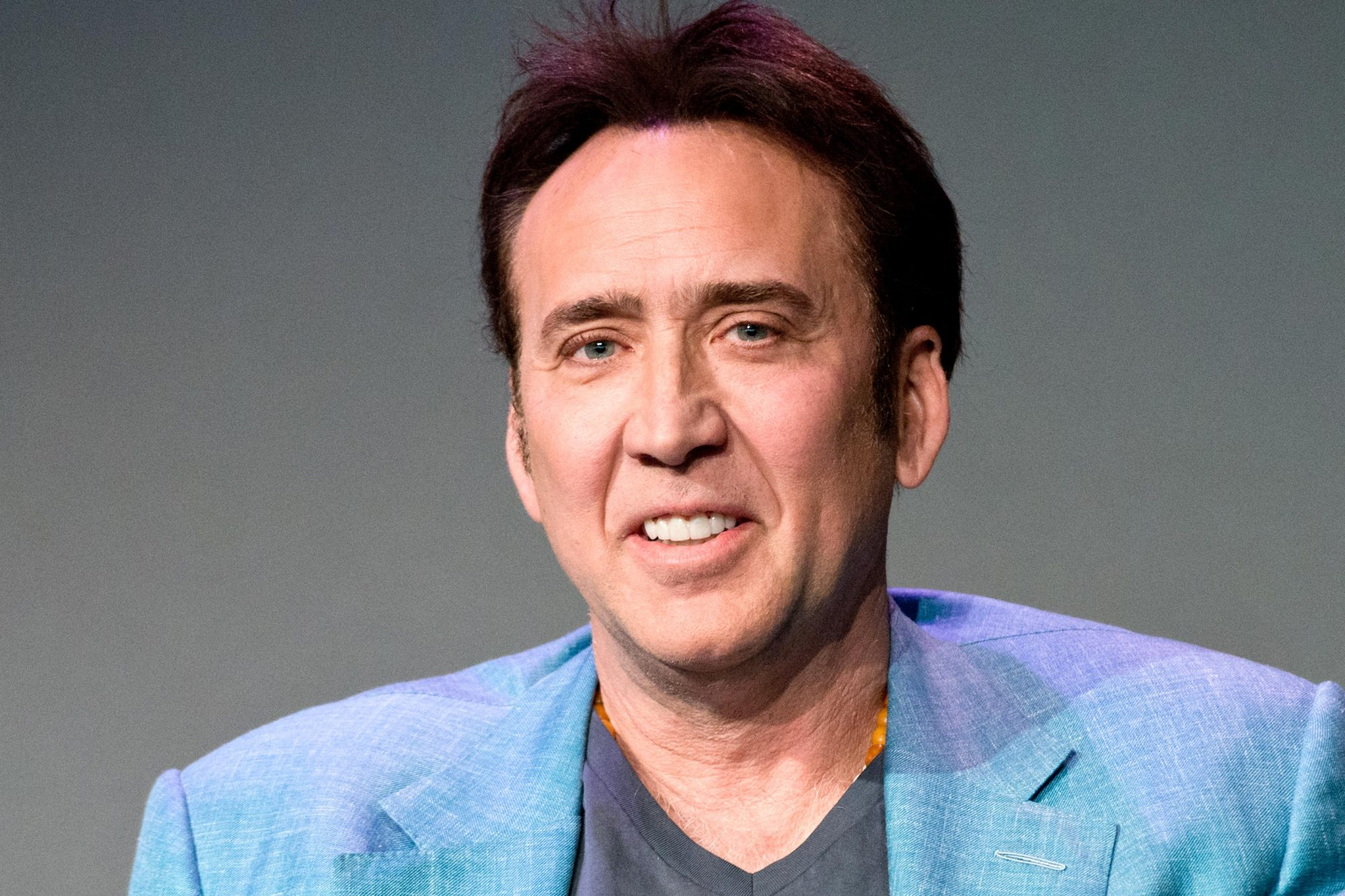 "Apple Store Soho Presents: Meet The Filmmakers  David Gordon Green, Nicolas Cage, ""Joe"""