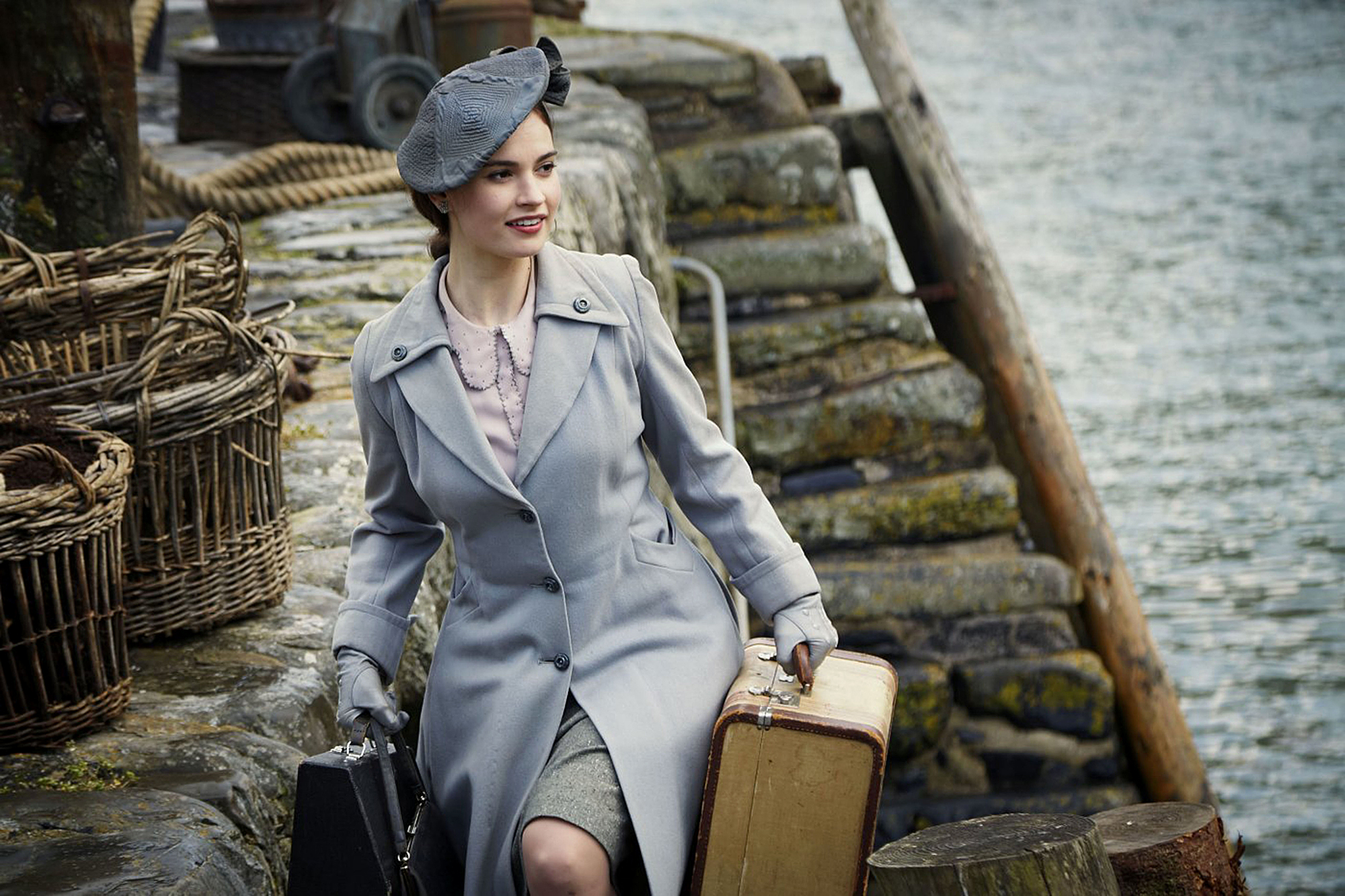 The Guernsey Literary and Potato Peel Pie Society - 2018