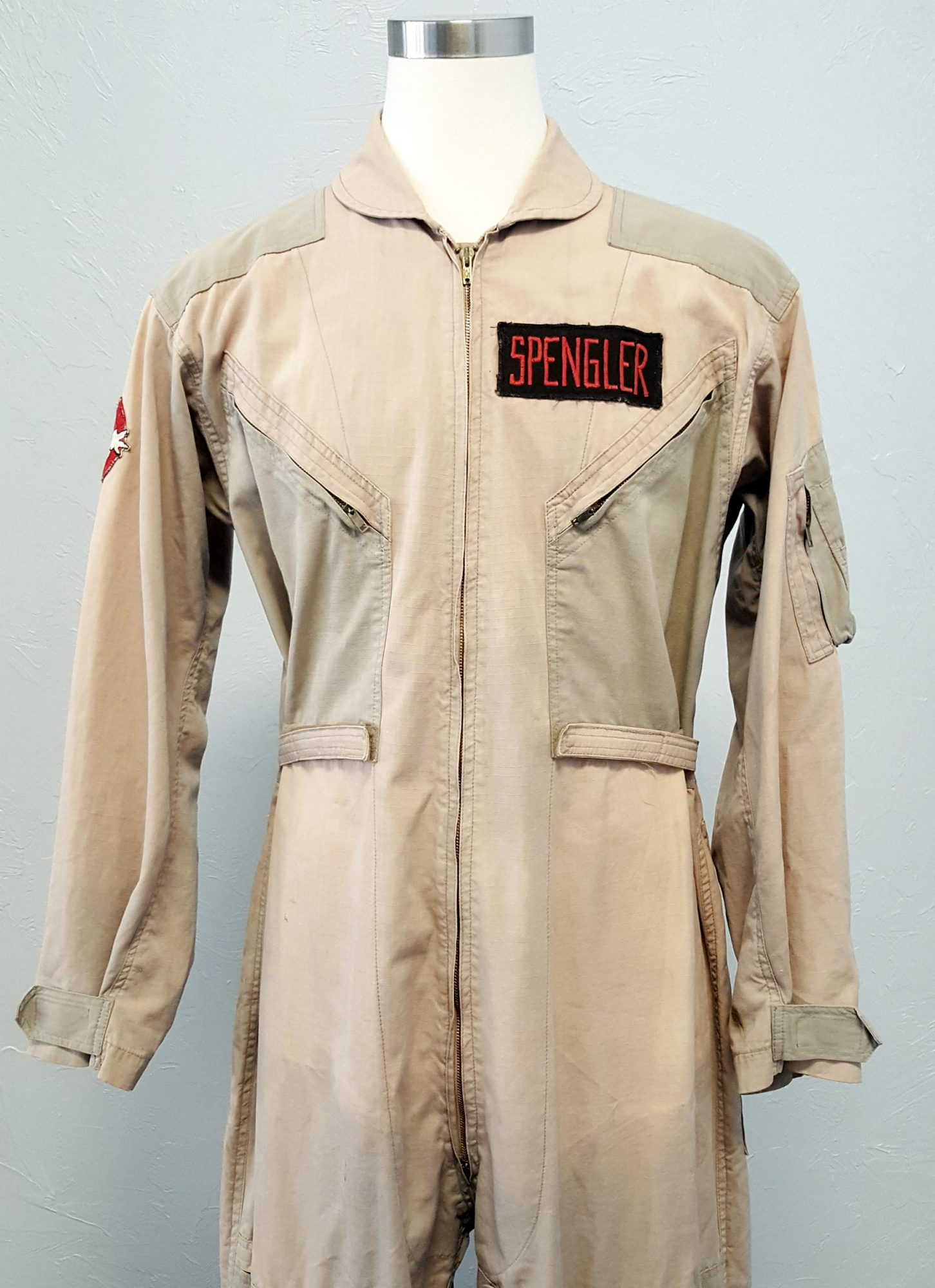 Harold-Ramis'-Ghostbusters-Outfit