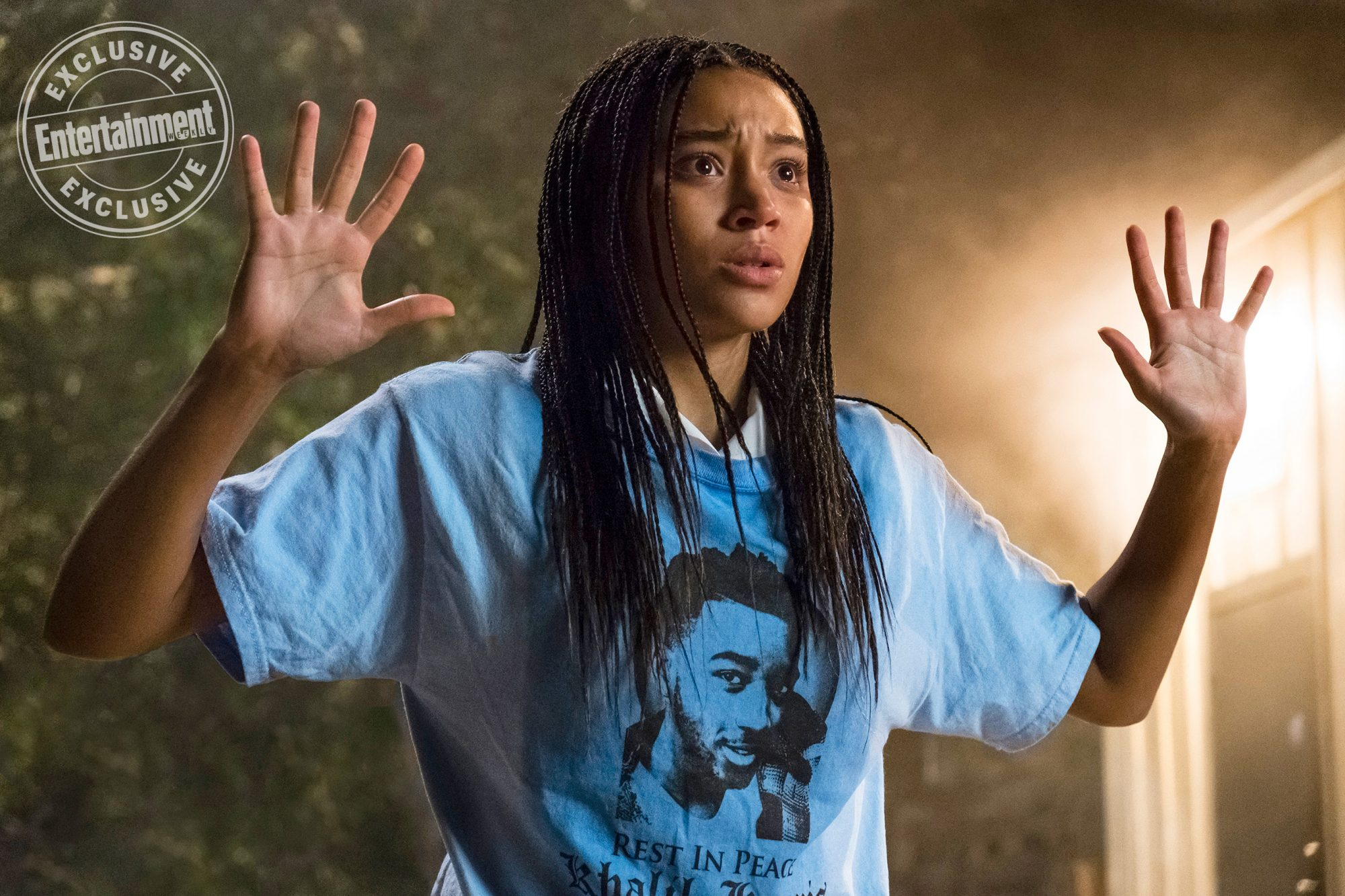 The Hate U GiveAmandla Stenberg