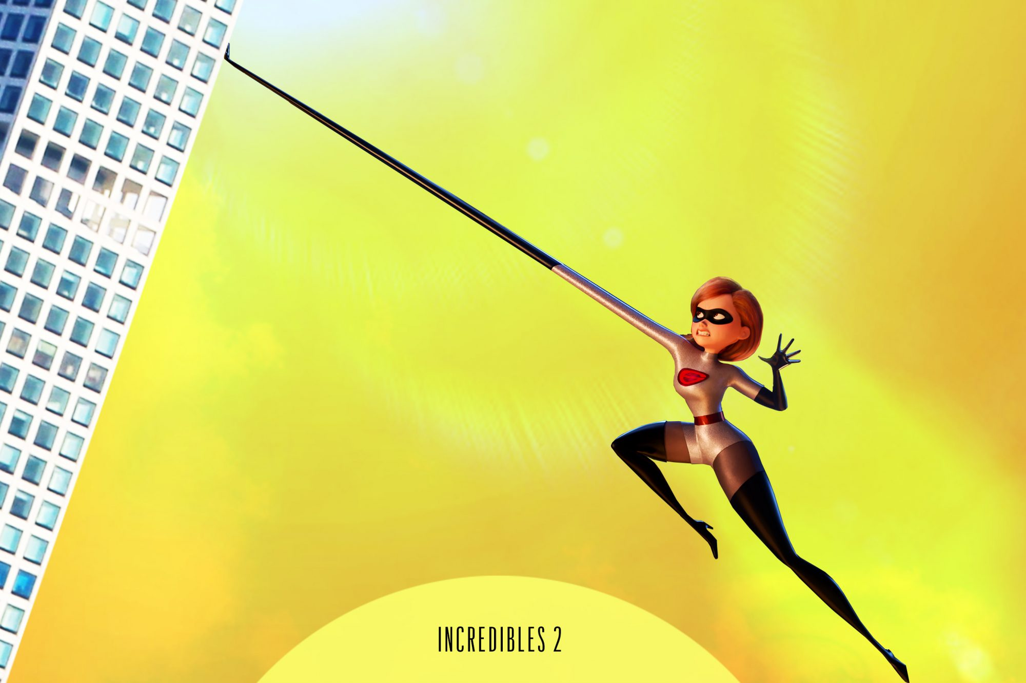 WORST FASHION MOMENT: Elastigirl in Incredibles 2
