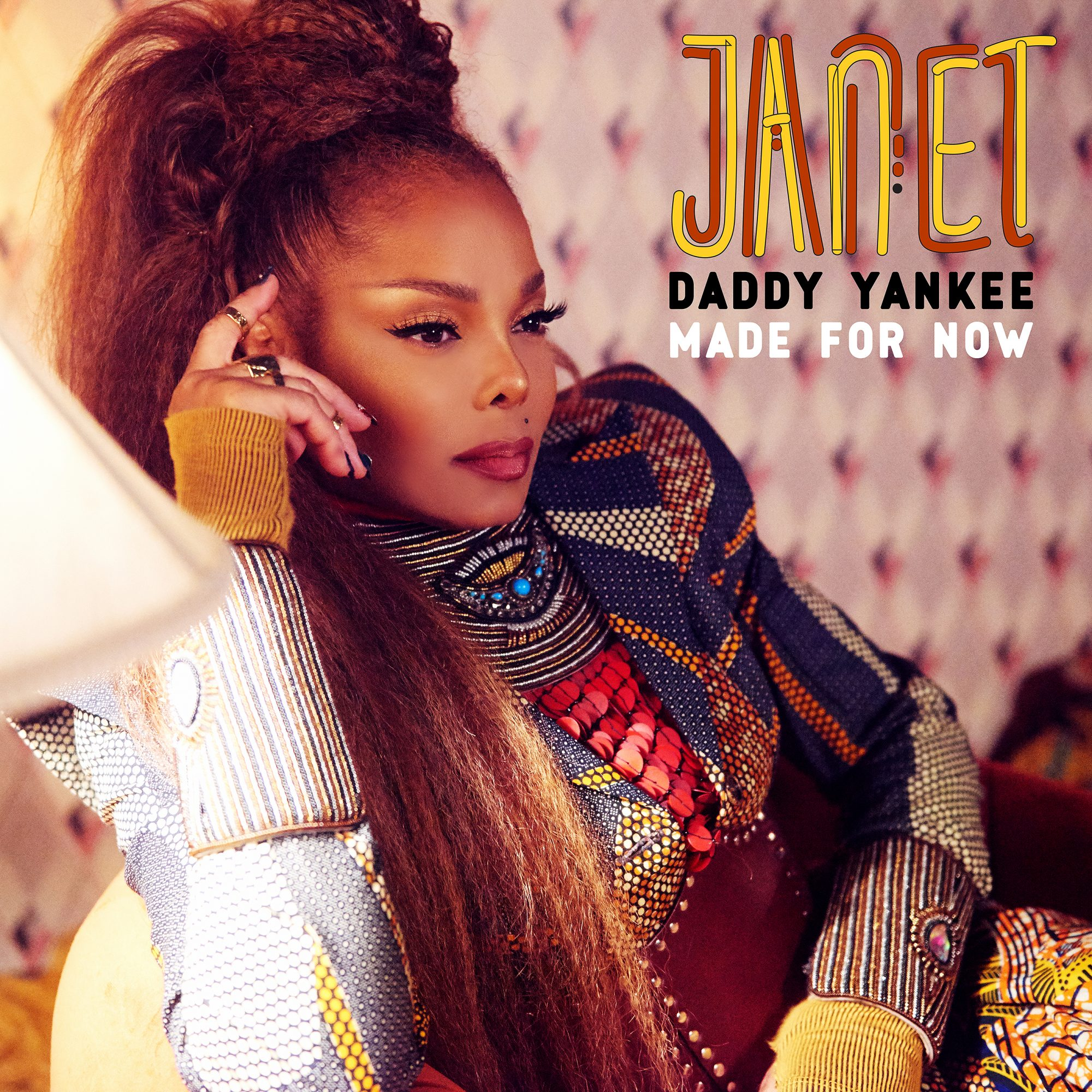 Janet Jackson Daddy Yankee Made for Now