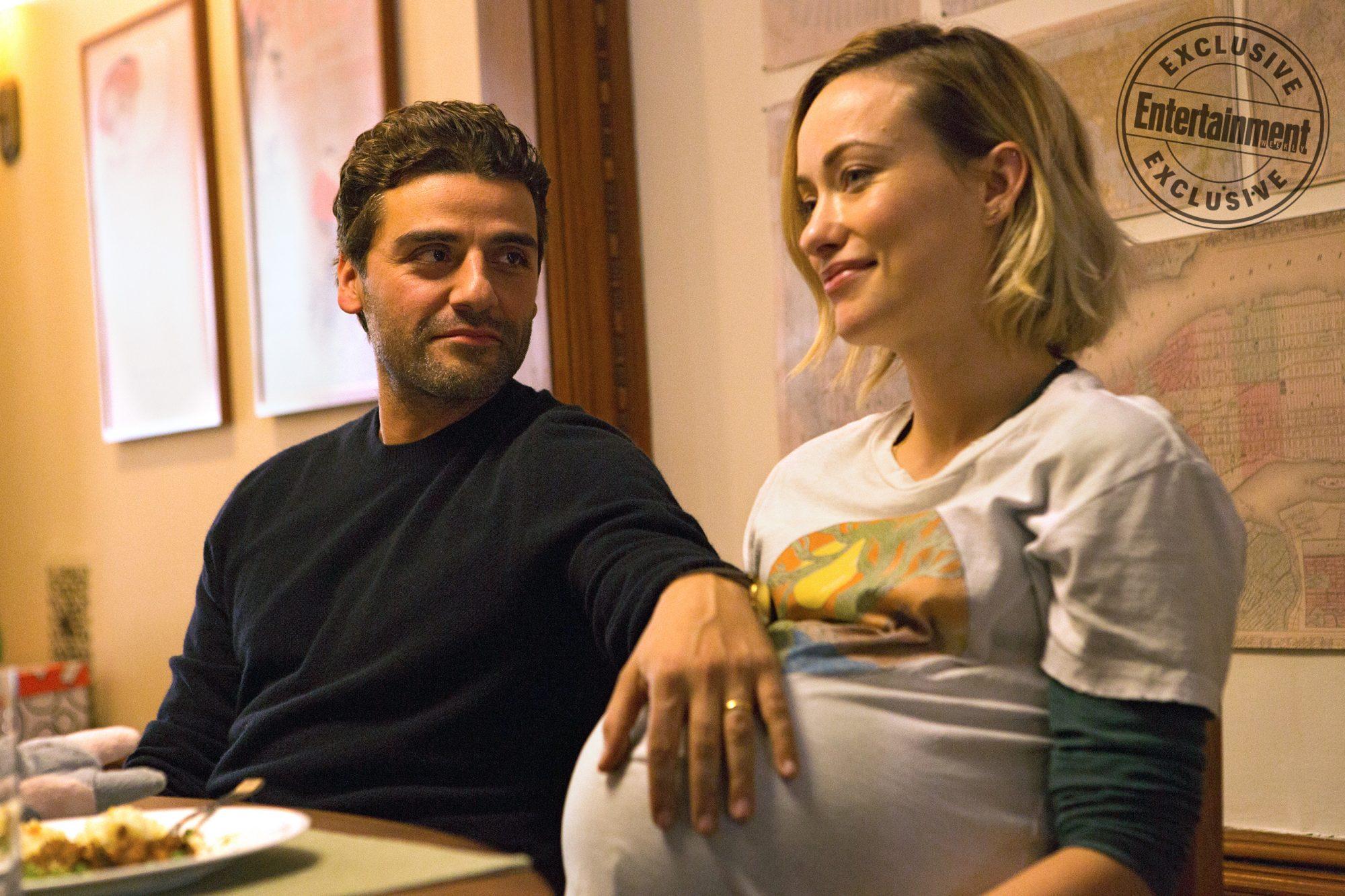 Life ItselfOscar Isaac & Olivia Wilde
