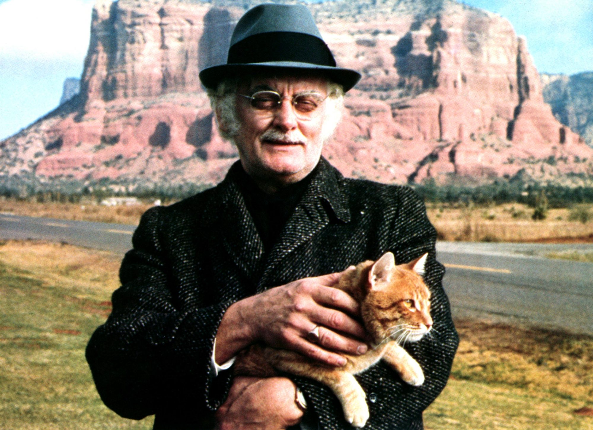 HARRY AND TONTO, Art Carney, 1974, TM and Copyright © 20th Century Fox Film Corp. All rights reserve