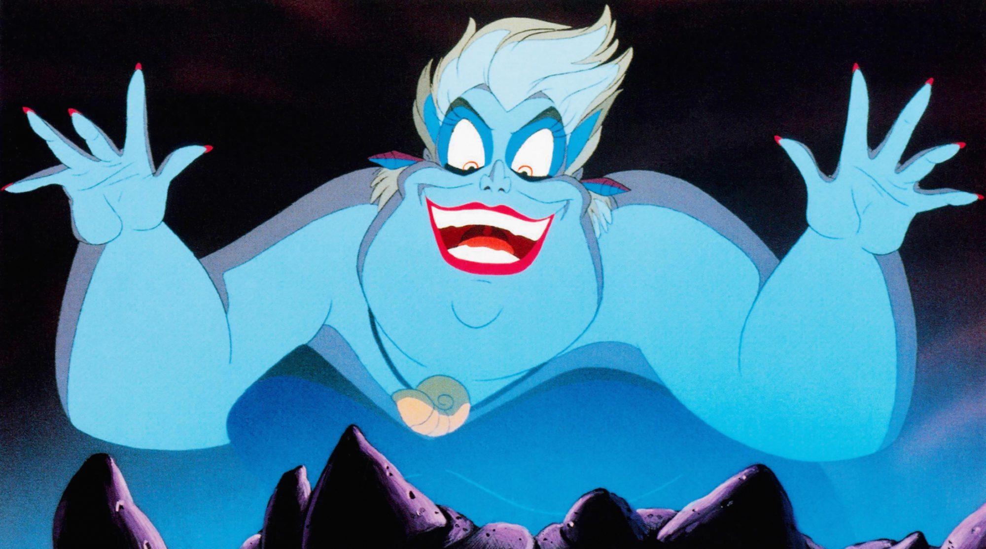 THE LITTLE MERMAID, Ursula, 1989, © Walt Disney/courtesy Everett Collection