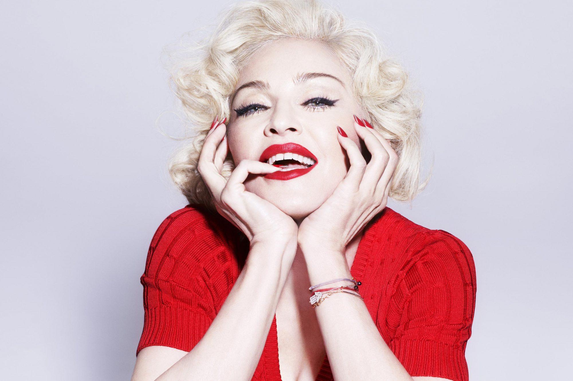 Madonna (2015)Publicity
