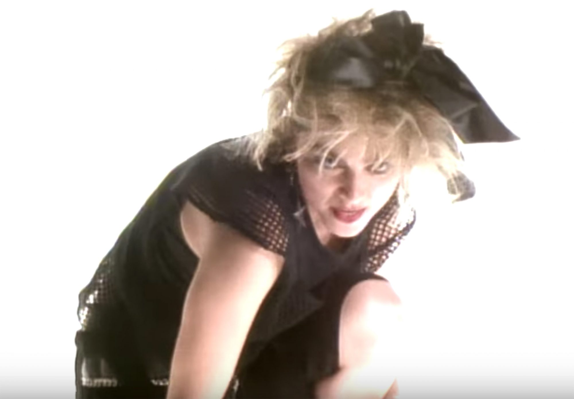 "1983: The ""Lucky Star"" music video"