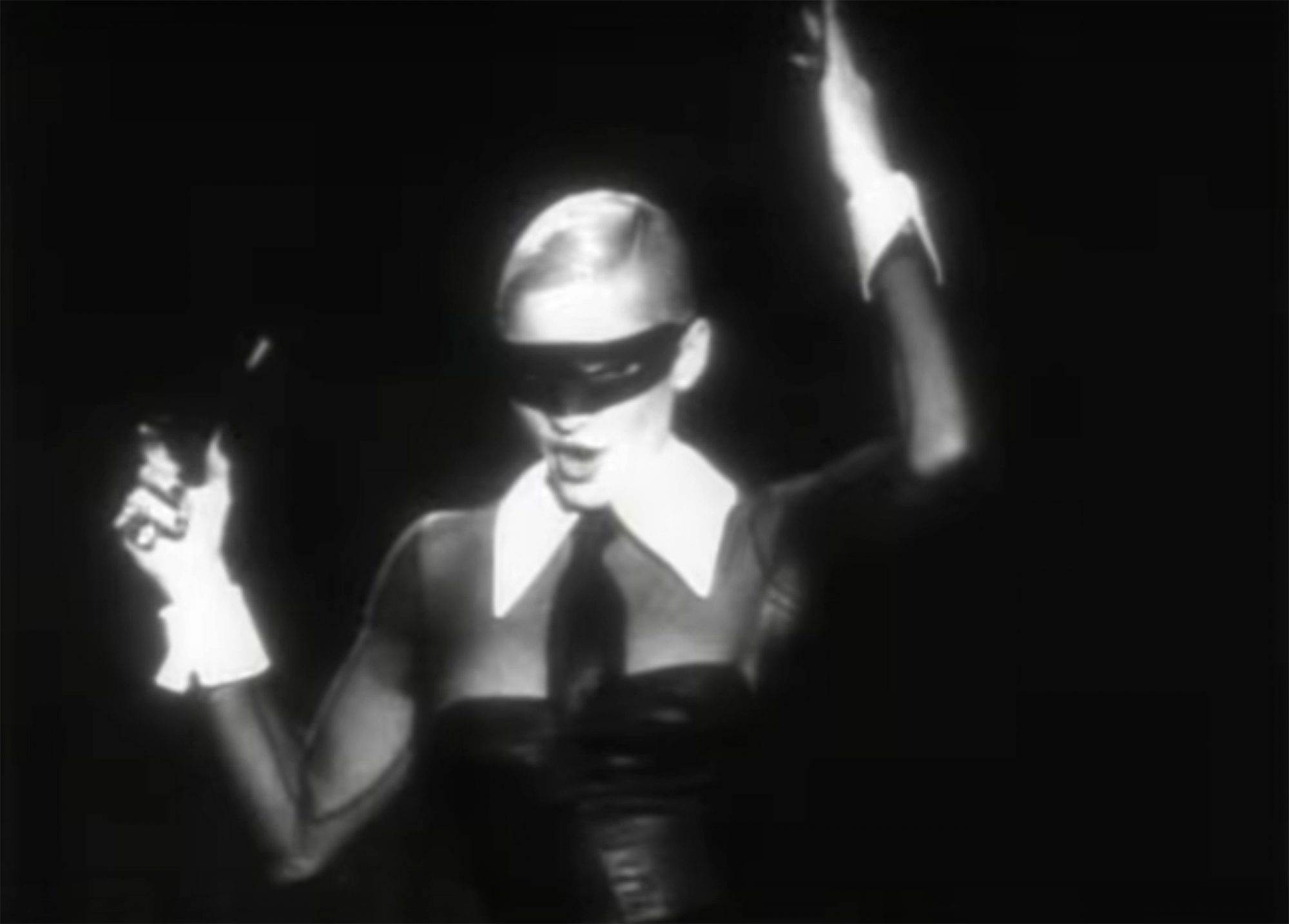 "1992: The ""Erotica"" music video"
