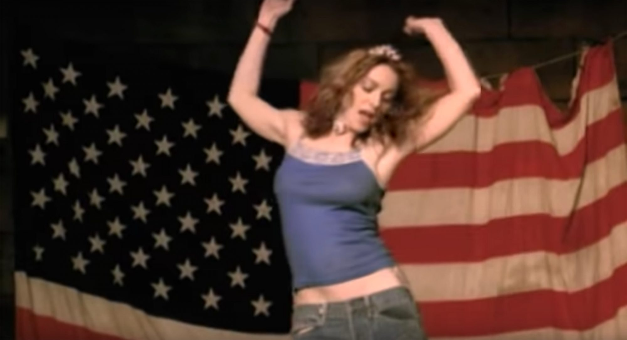 "2000: The ""American Pie"" music video"