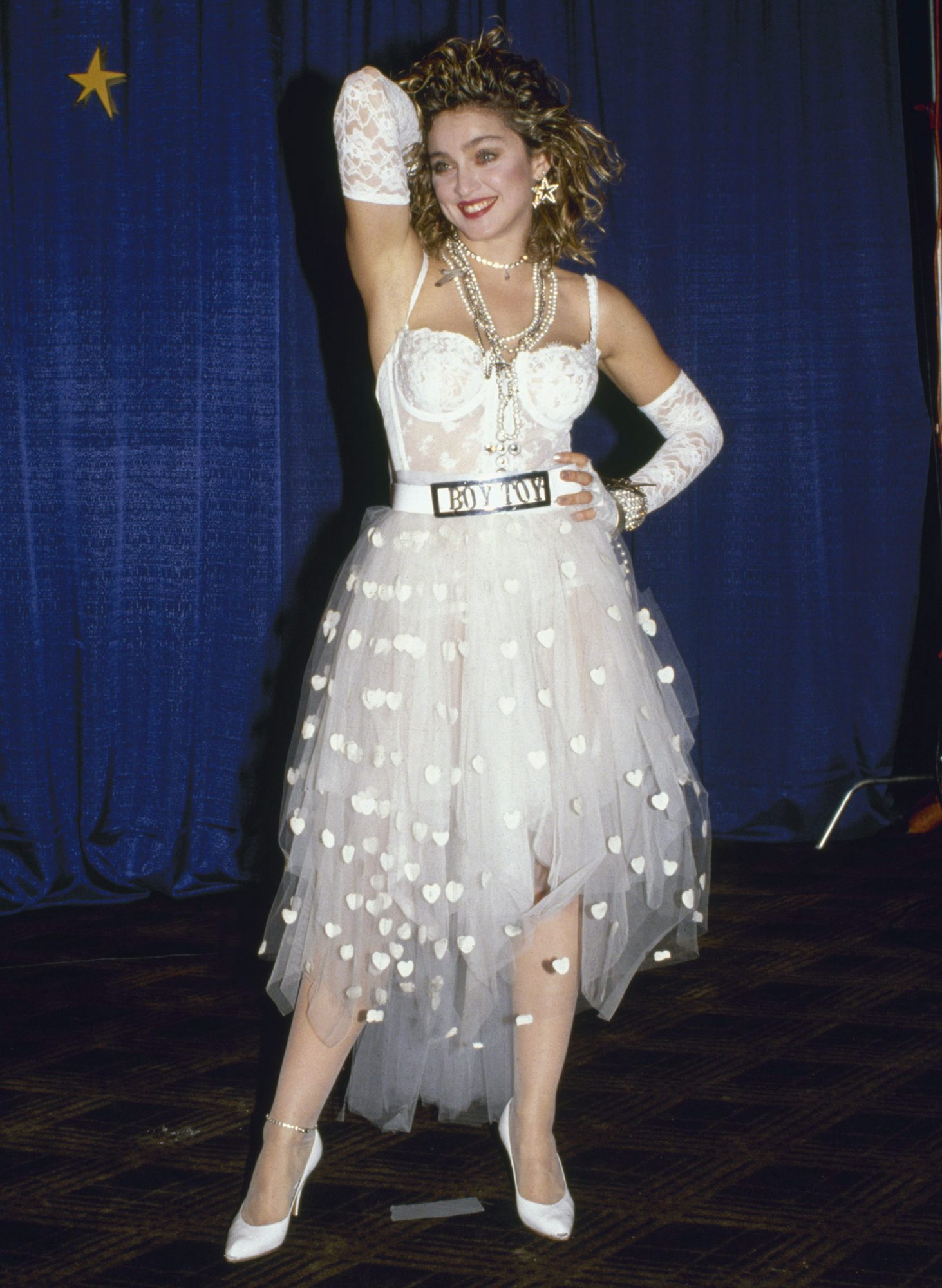 1984: At the first VMAs