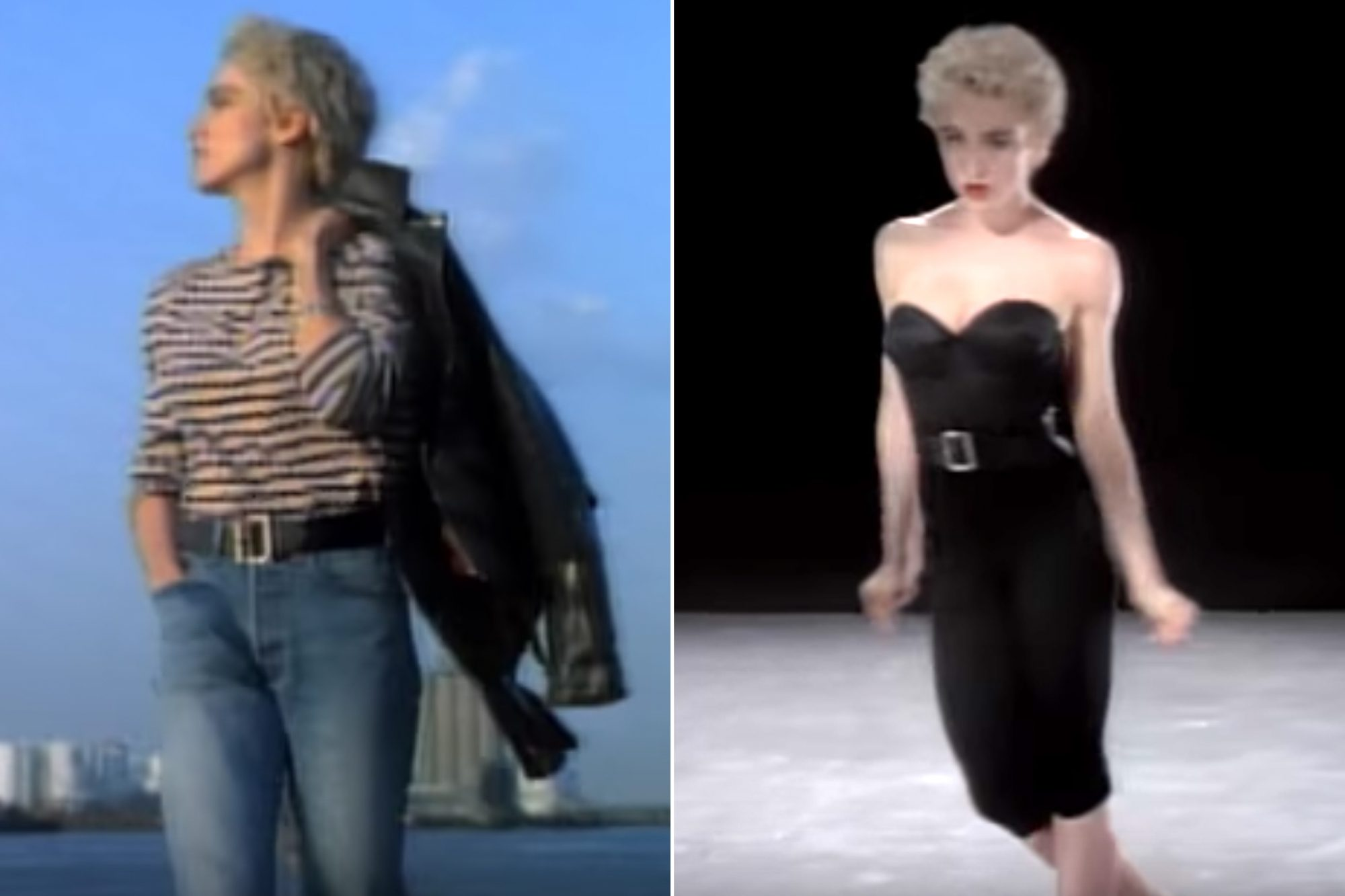 "1986: The ""Papa Don't Preach"" music video"