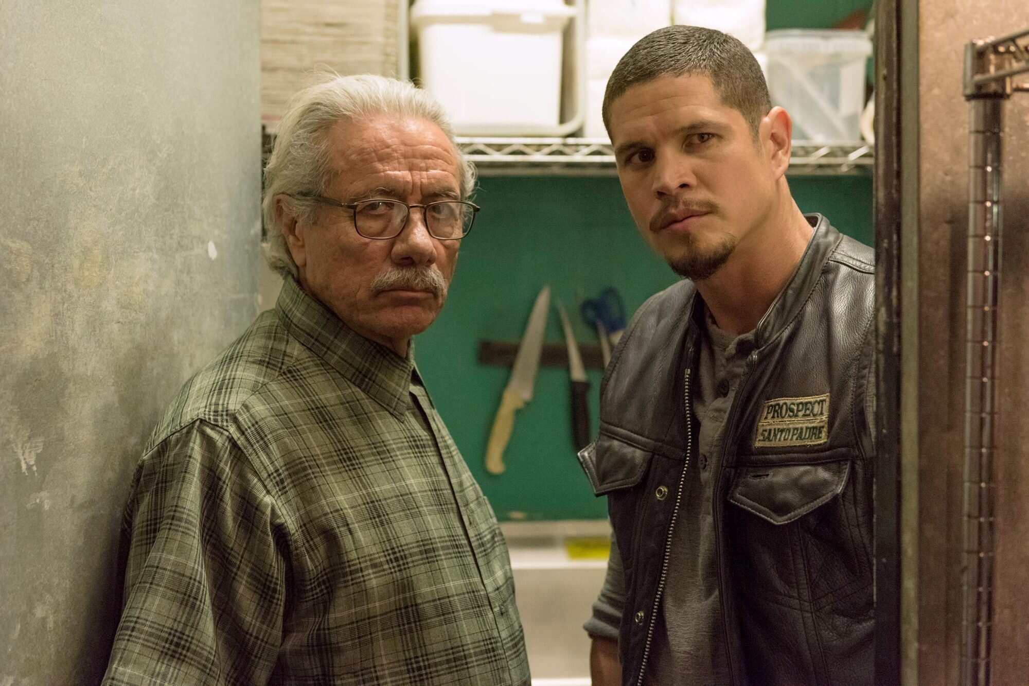 Mayans Mc Finale Features Jack Nicholson S Son Ray As Soa Prospect Ew Com His mother rebecca broussard met nicholson on the on the set of the. mayans mc finale features jack