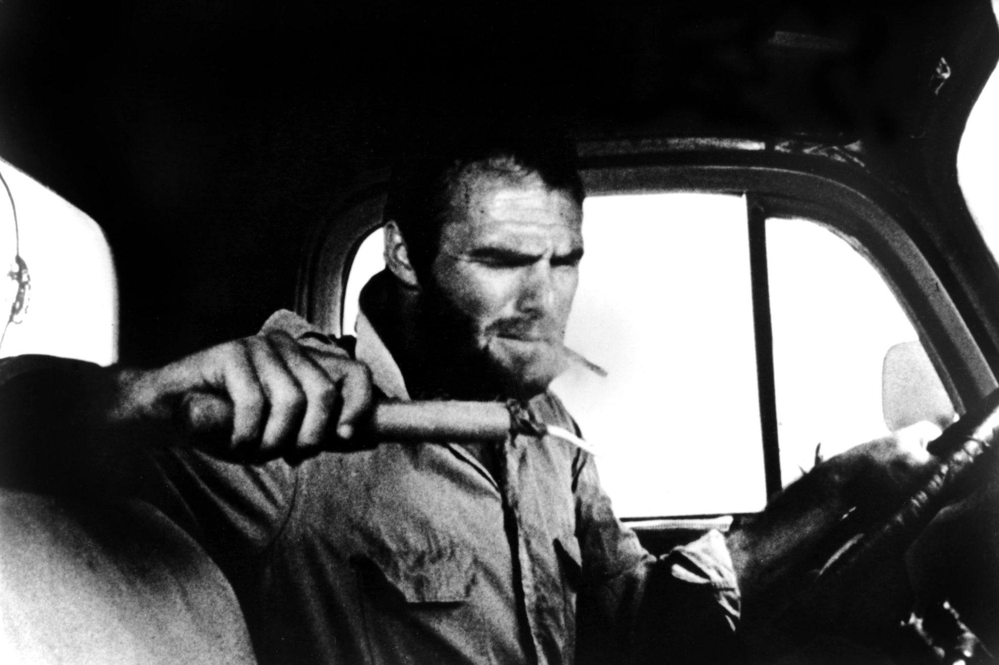 SHARK!, Burt Reynolds, 1969