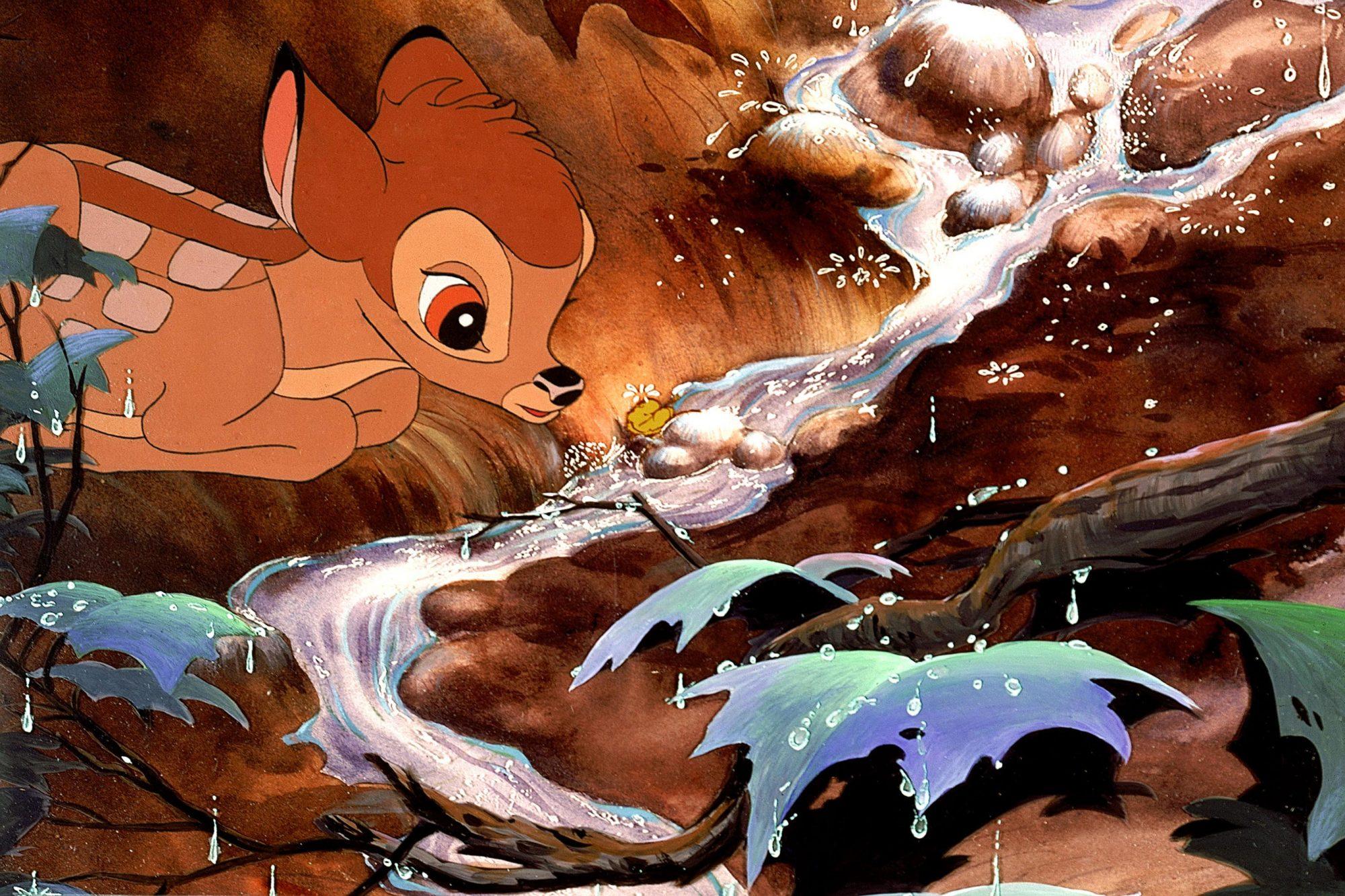 BAMBI, Bambi, 1942. © Walt Disney / Courtesy: Everett Collection