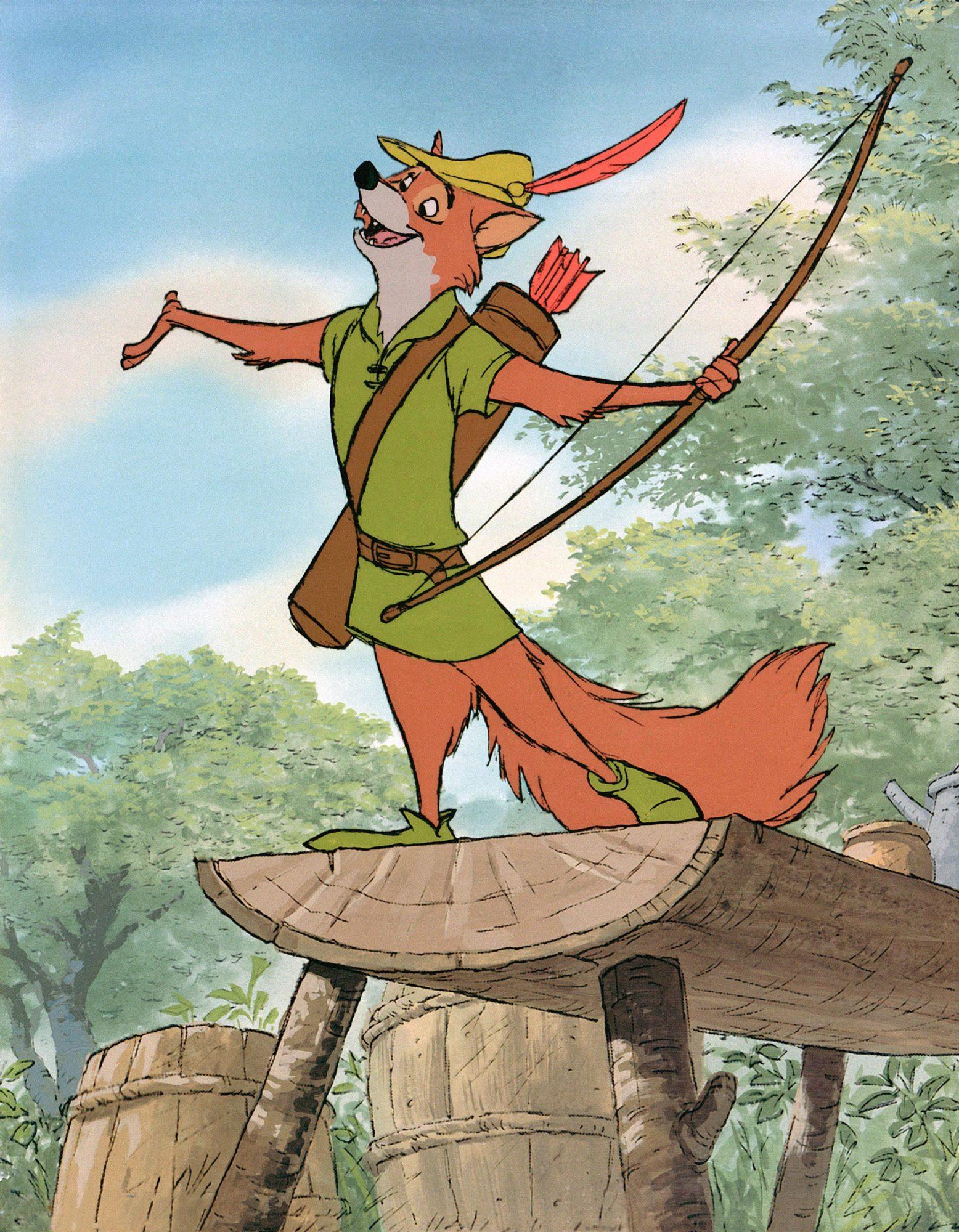 ROBIN HOOD, Robin Hood, 1973