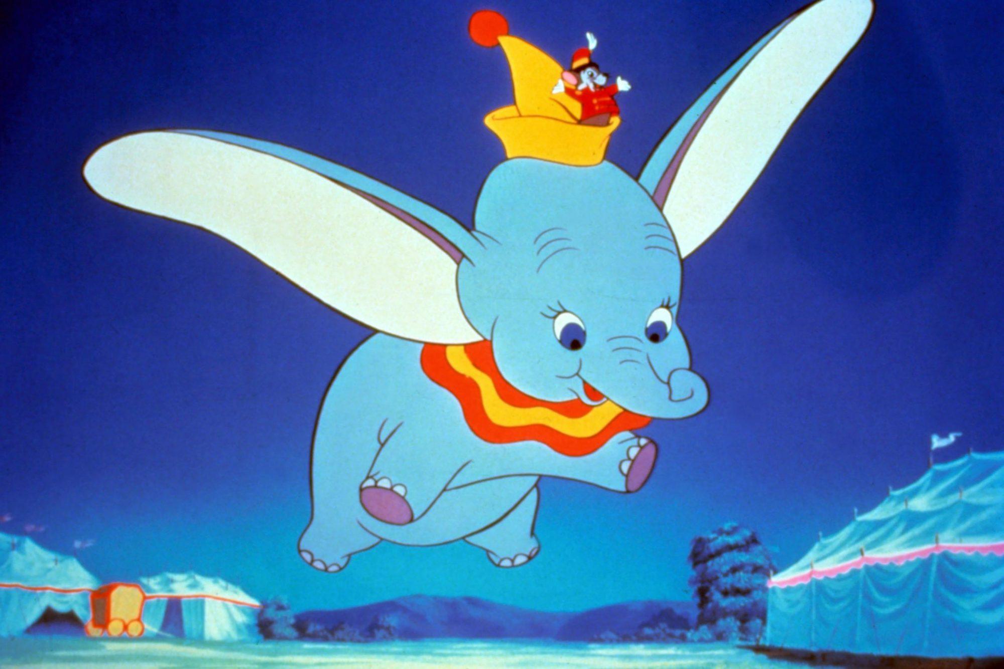 DUMBO, Timothy Mouse, Dumbo, 1941