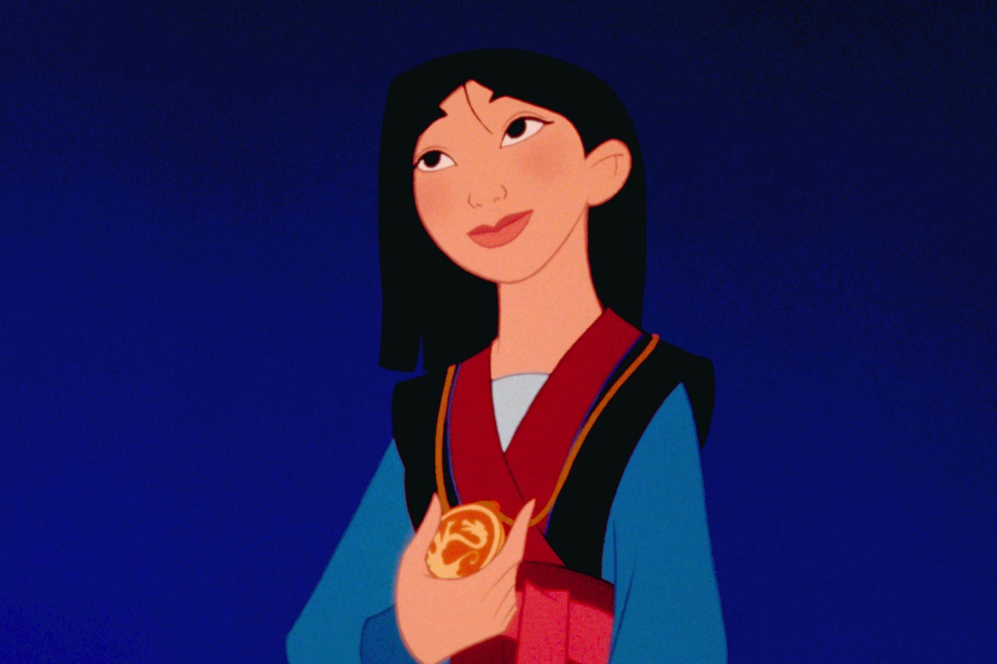 MULAN, Mulan (voice: Ming-Na), 1998. ©Buena Vista Pictures/Courtesy Everett Collection.