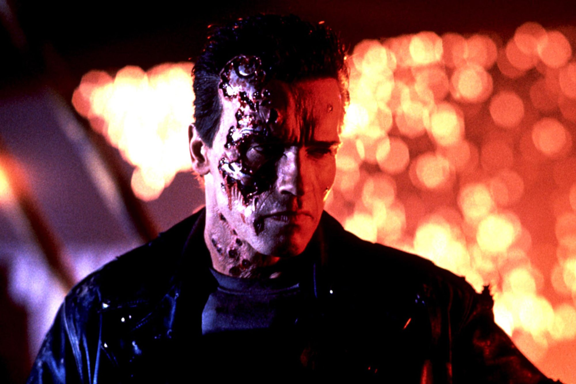 TERMINATOR 2 : JUDGEMENT DAY, Arnold Schwarzenegger, 1991
