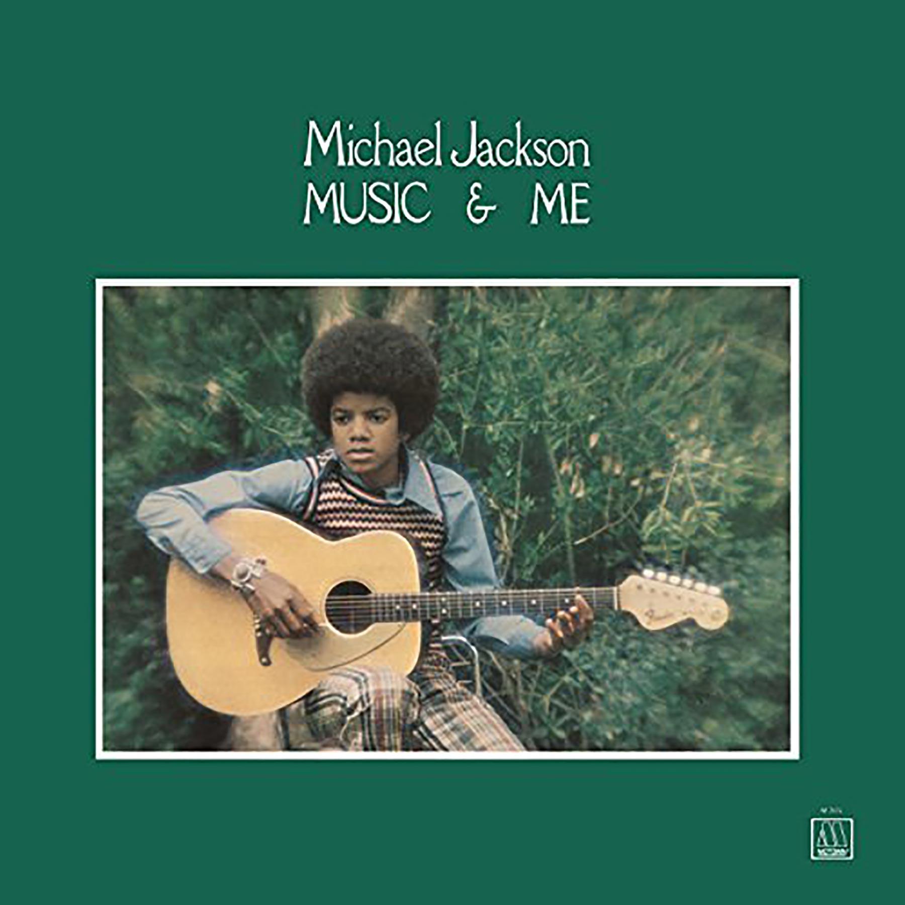 Music & Me (1973) by Michael Jackson