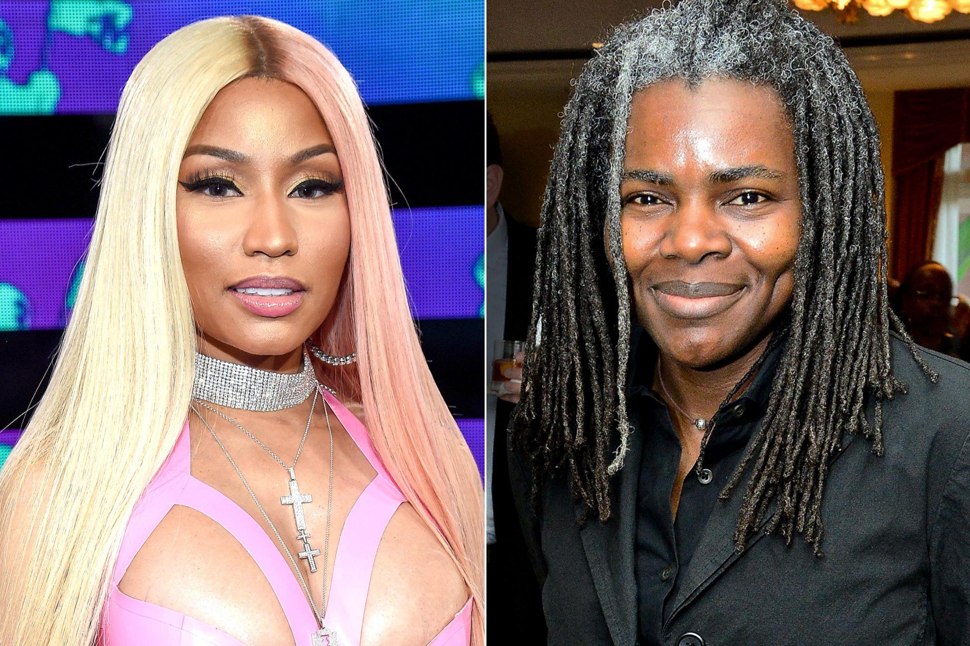 Nicki-Minaj-Tracy-Chapman