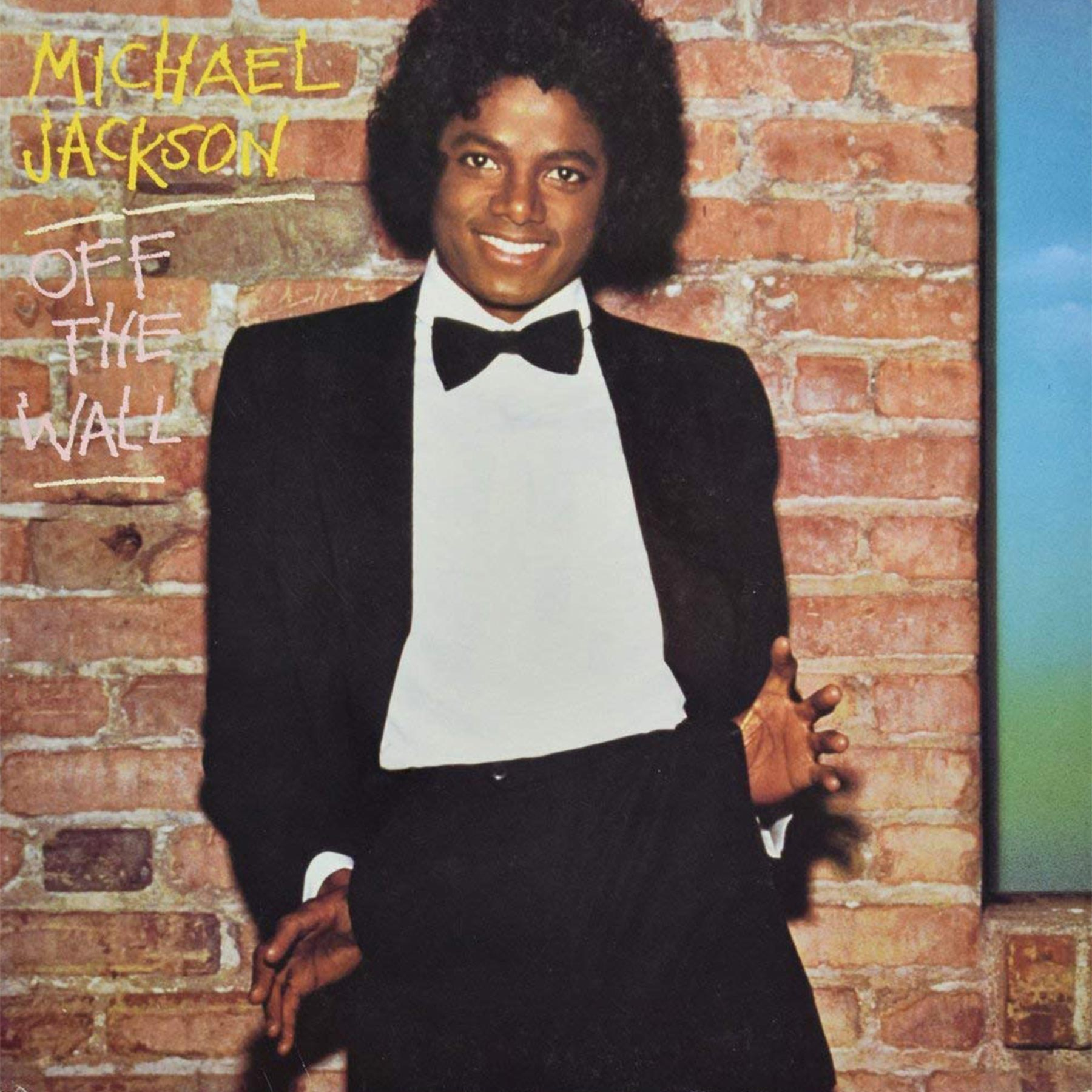 Off the Wall (1979) by Michael Jackson