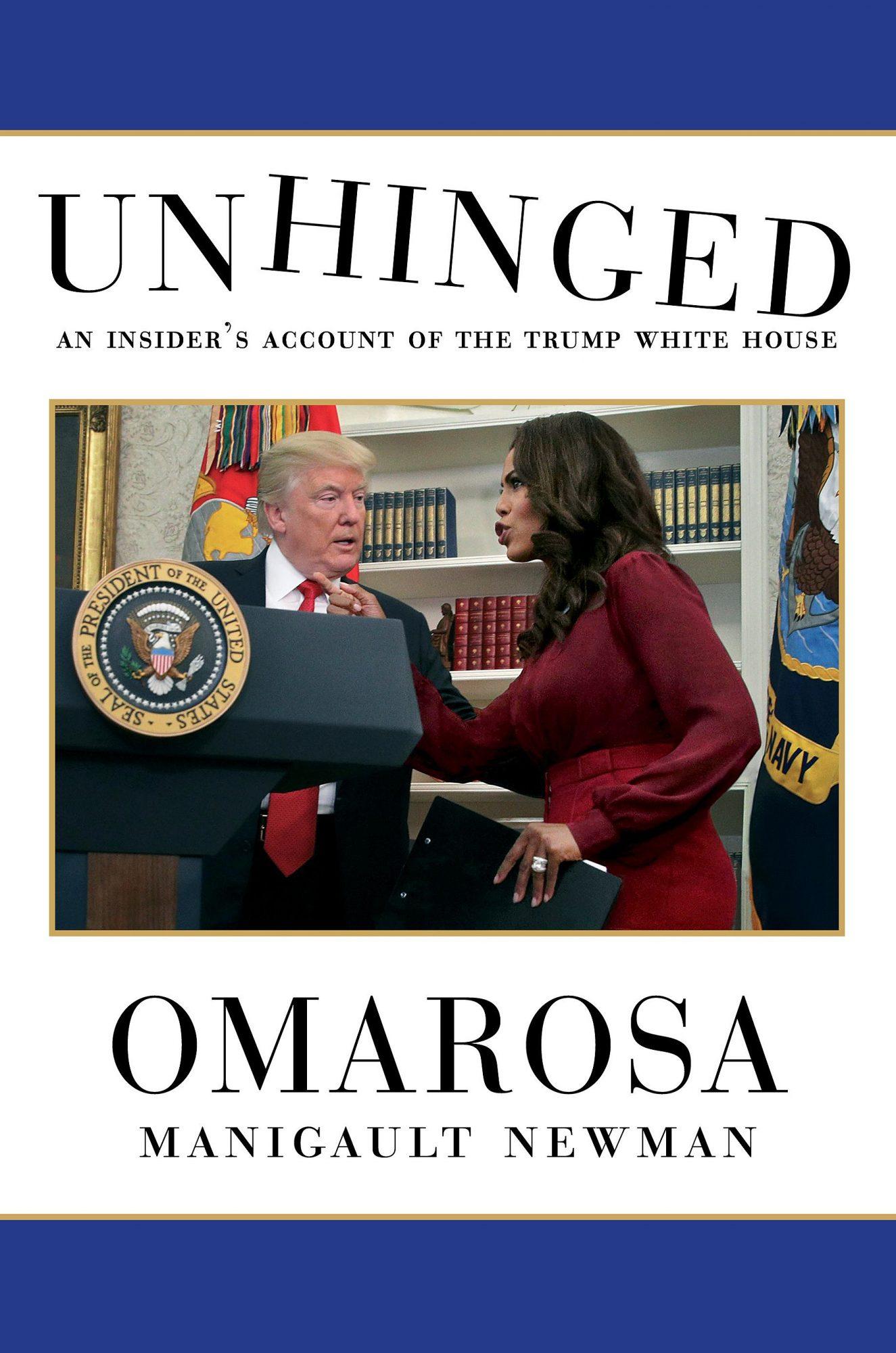 Unhinged book Omarosa