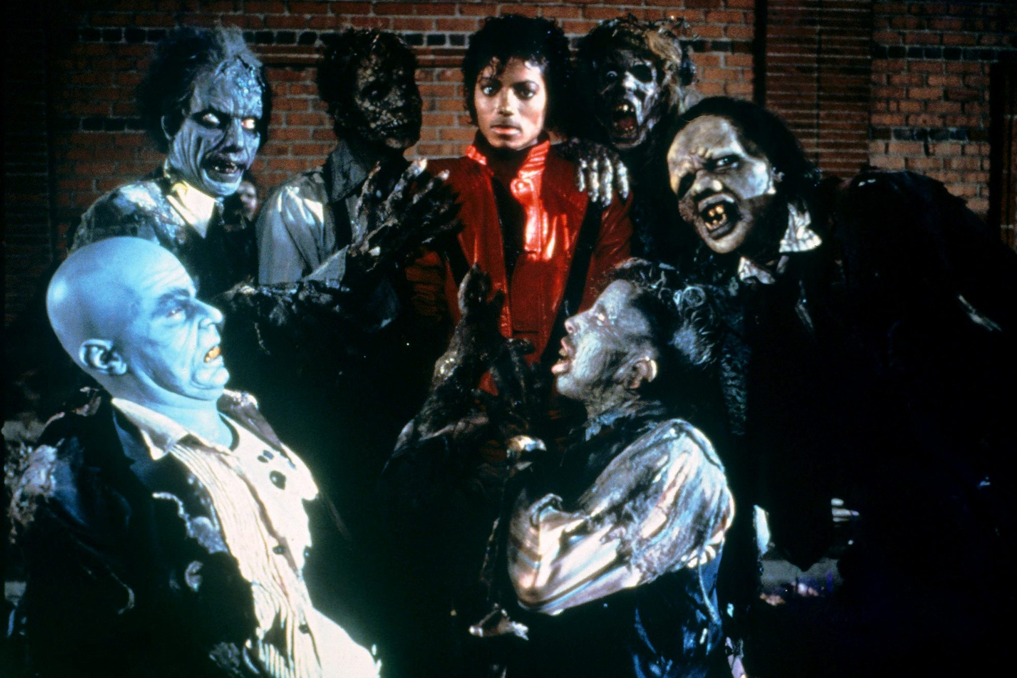 THRILLER, (aka MAKING OF MICHAEL JACKSON'S THRILLER), Ola Ray, Michael Jackson, 1983, © MCA/Universa
