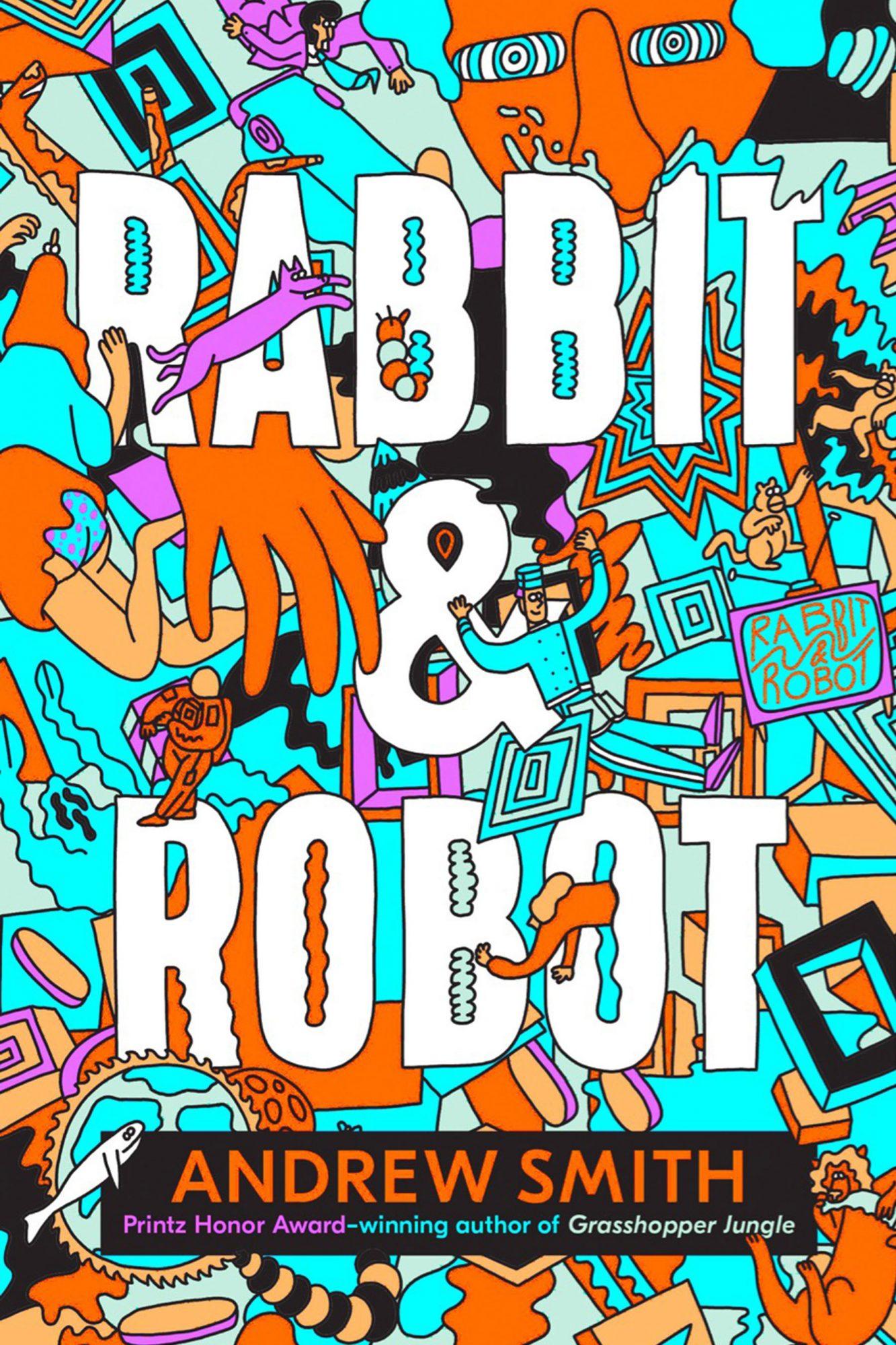 Rabbit & Robot cover