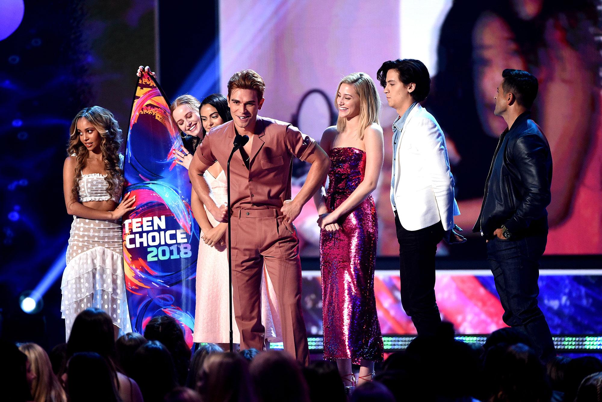 FOX's Teen Choice Awards 2018 - Show