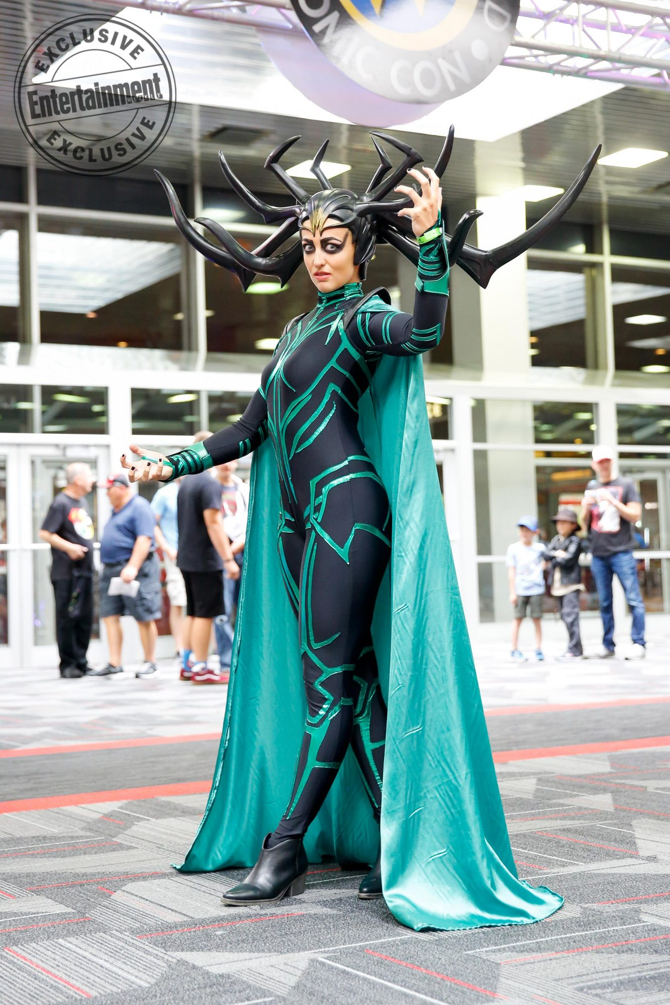 Chicago Comic-Con 2018Photographed by Chris Cosgrove for Entertainment Weekly