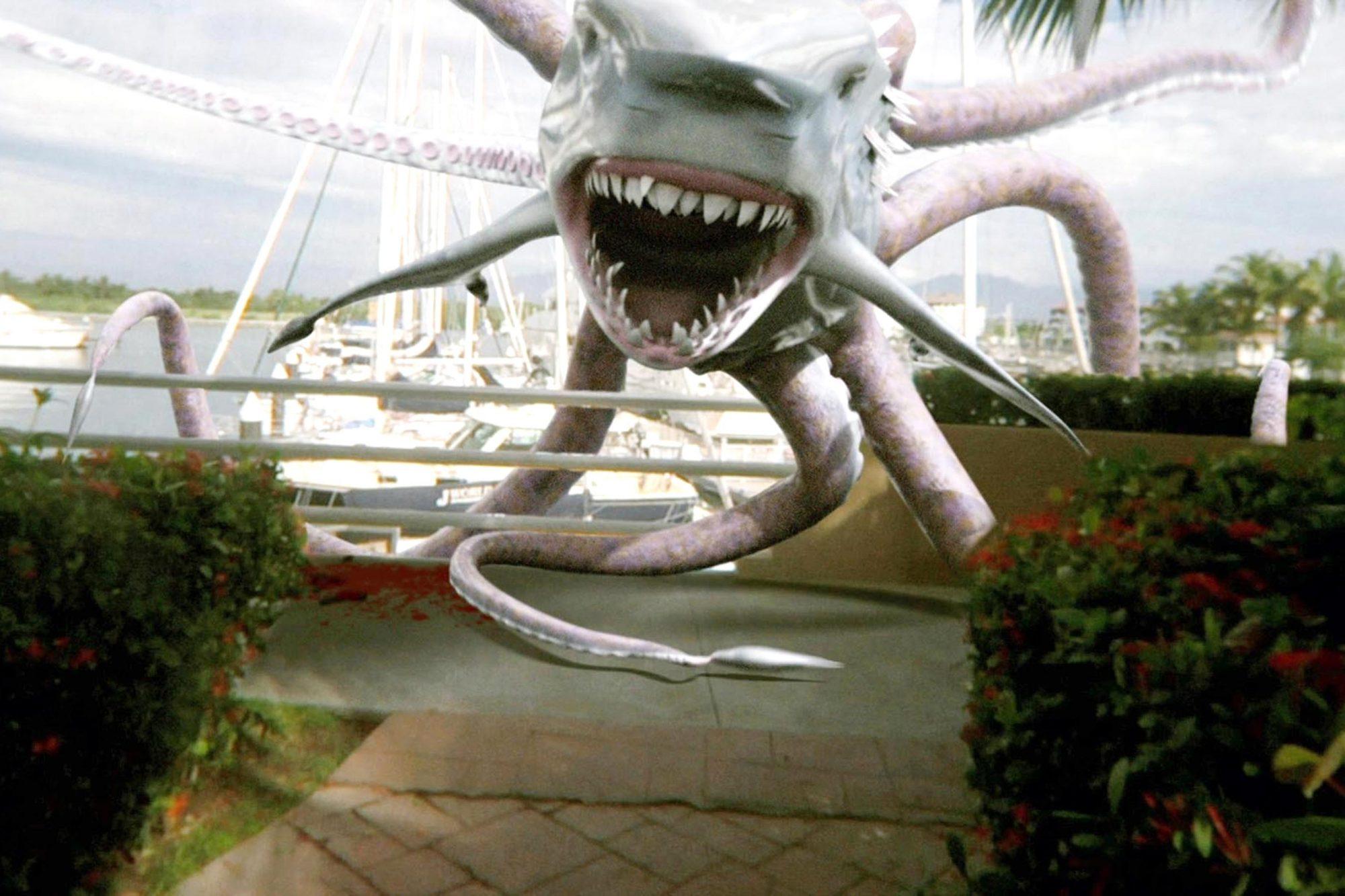 Sharktopus - 2010