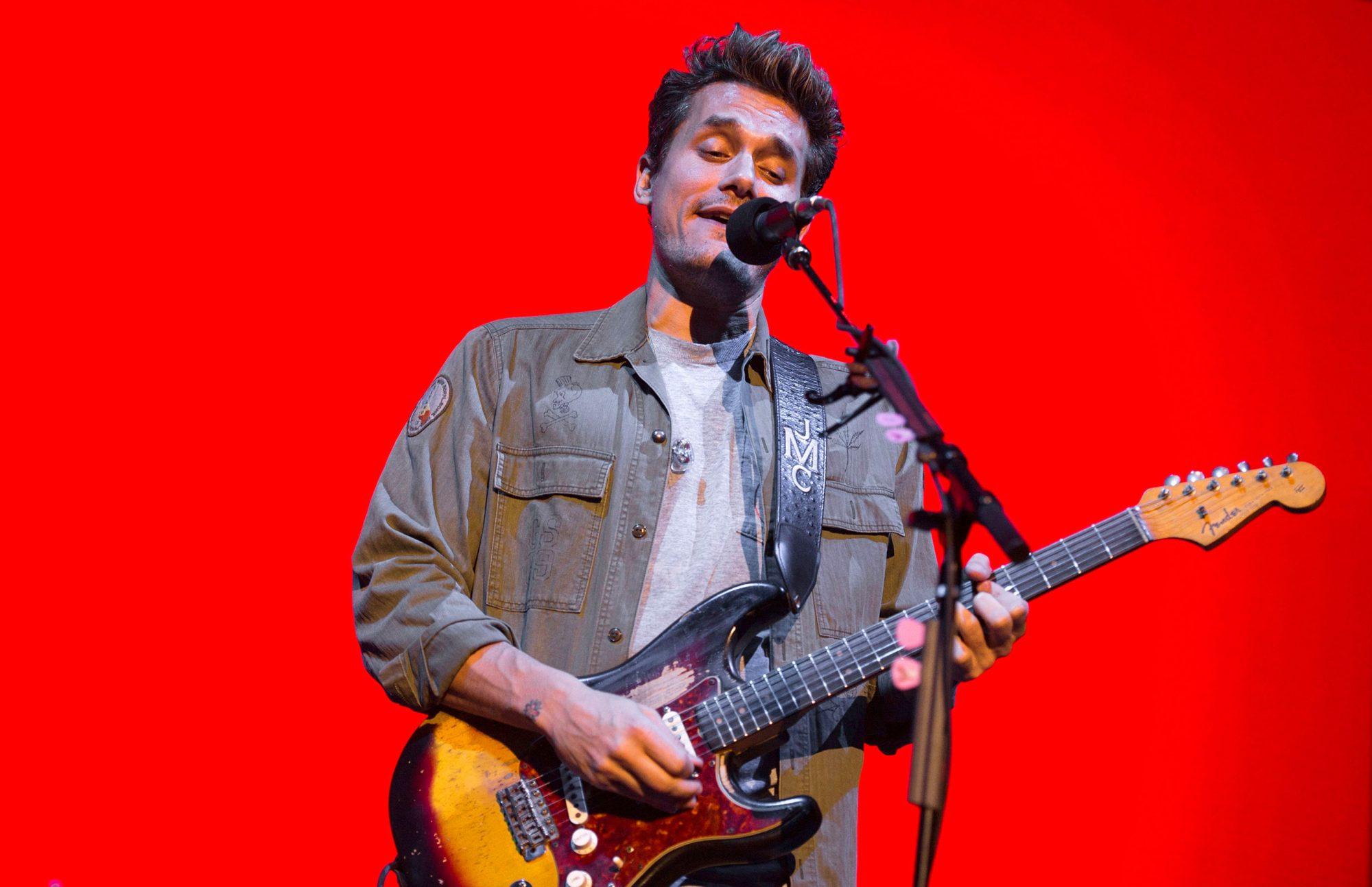 John Mayer in Concert - , NY, Wantagh, USA - 23 Aug 2017