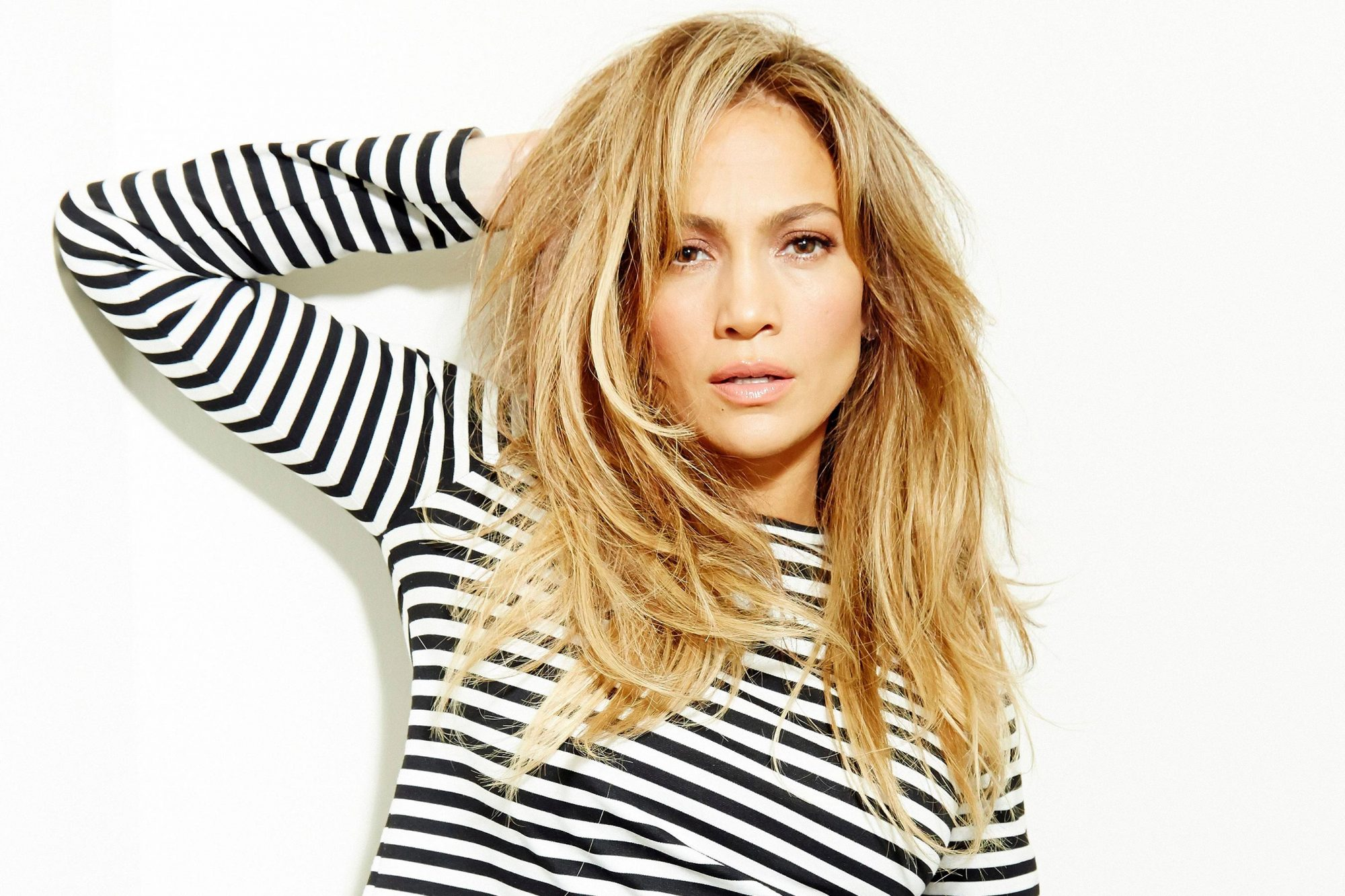 Jennifer Lopez Portrait Session, New York, USA