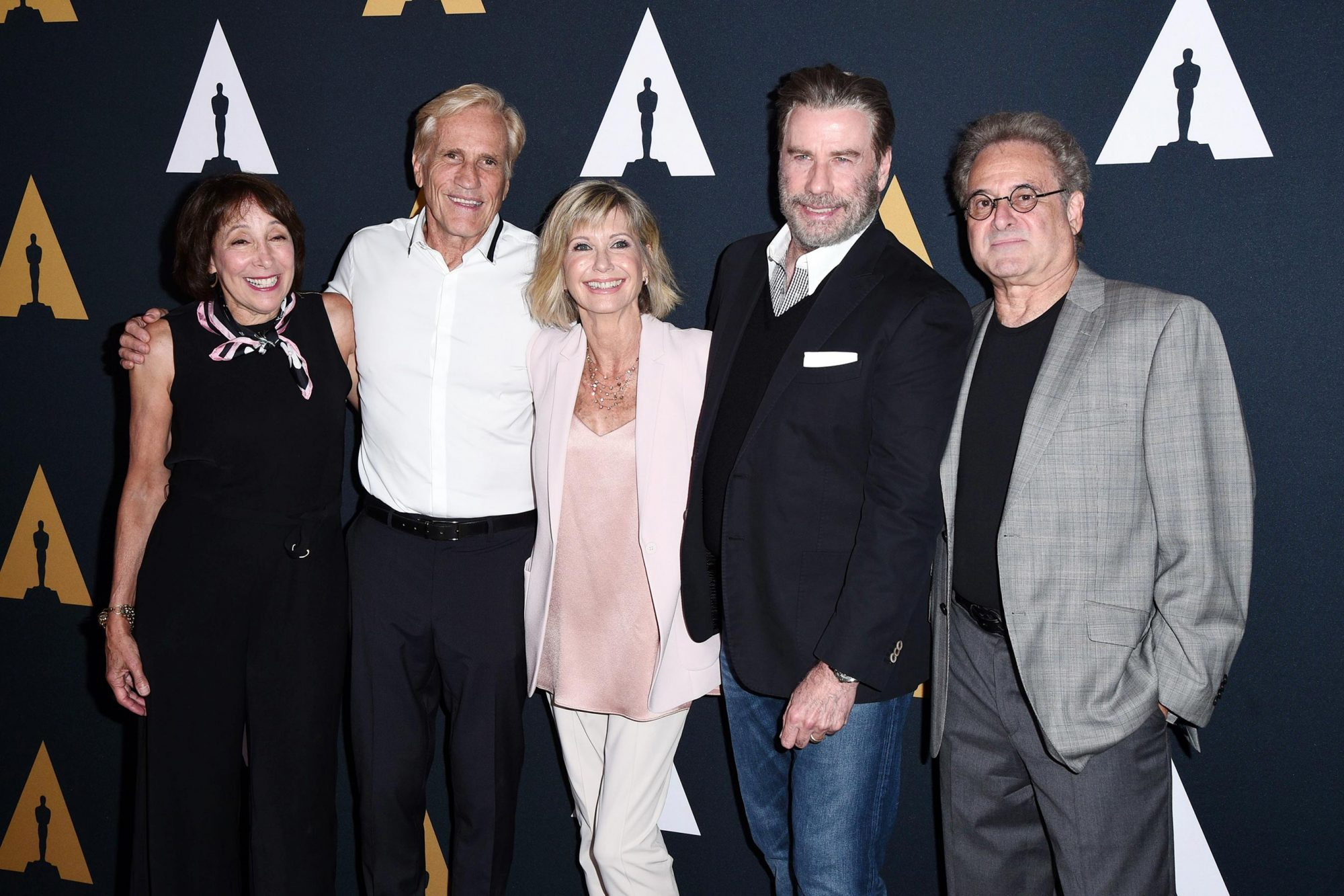'Grease' 40th Anniversary film screening, Los Angeles, USA - 15 Aug 2018