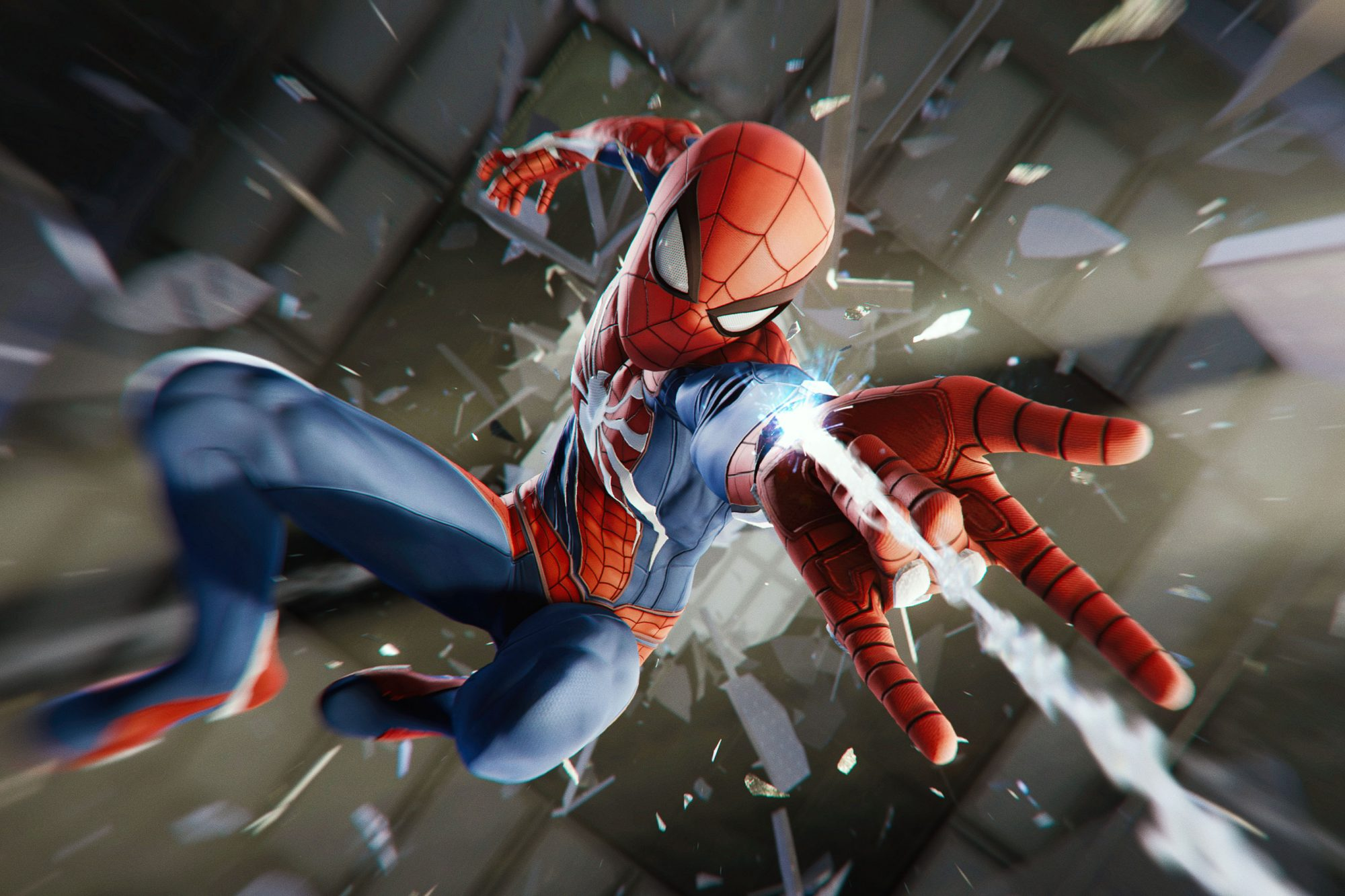 Spider-Man_PS4_Preview_Glass