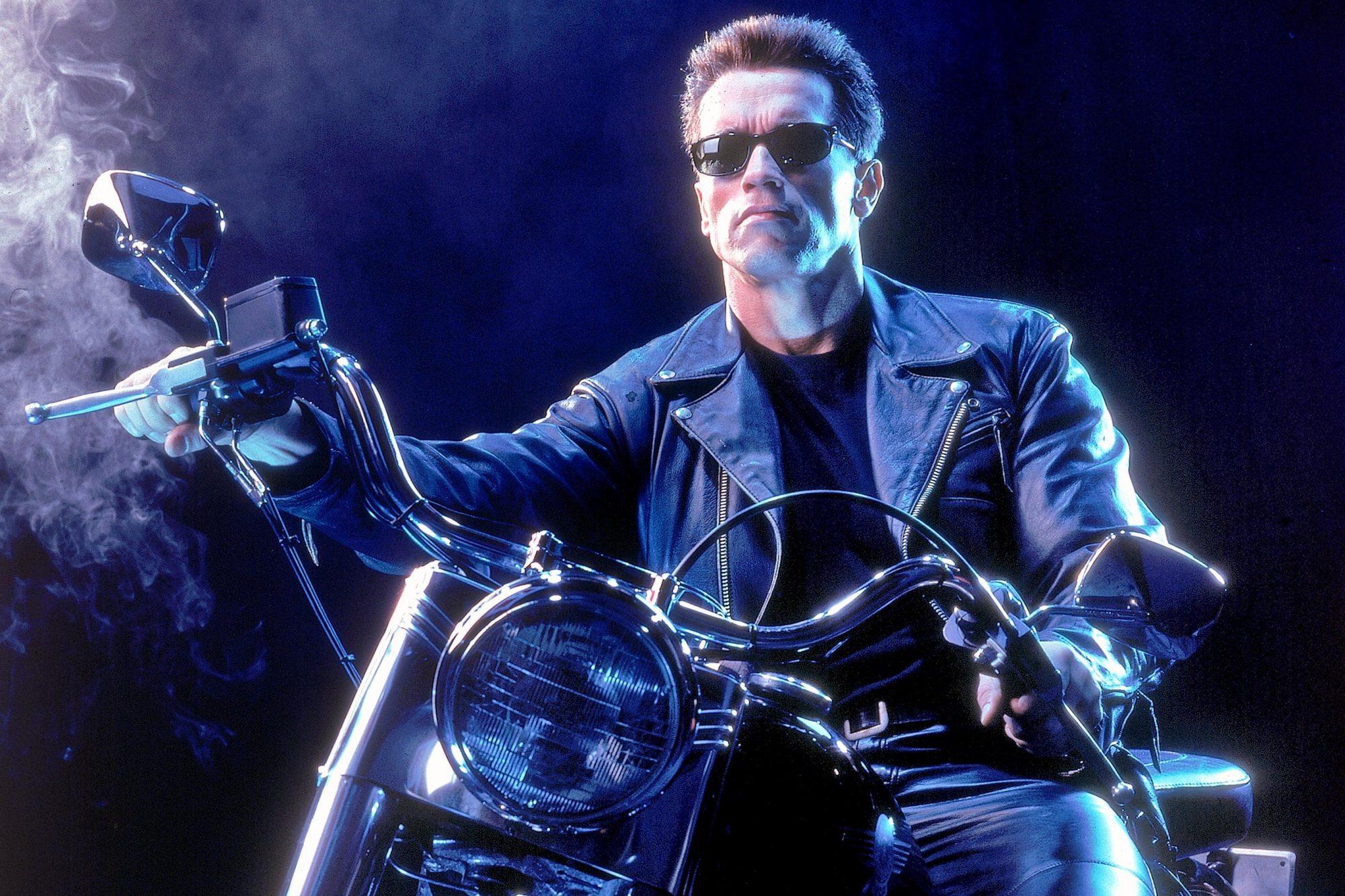TERMINATOR 2: JUDGMENT DAY (1991)Arnold Schwarzenegger