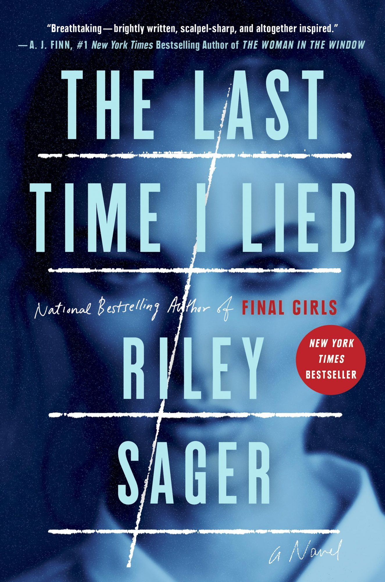 The Last Time I LiedA NOVELBy RILEY SAGERDutton