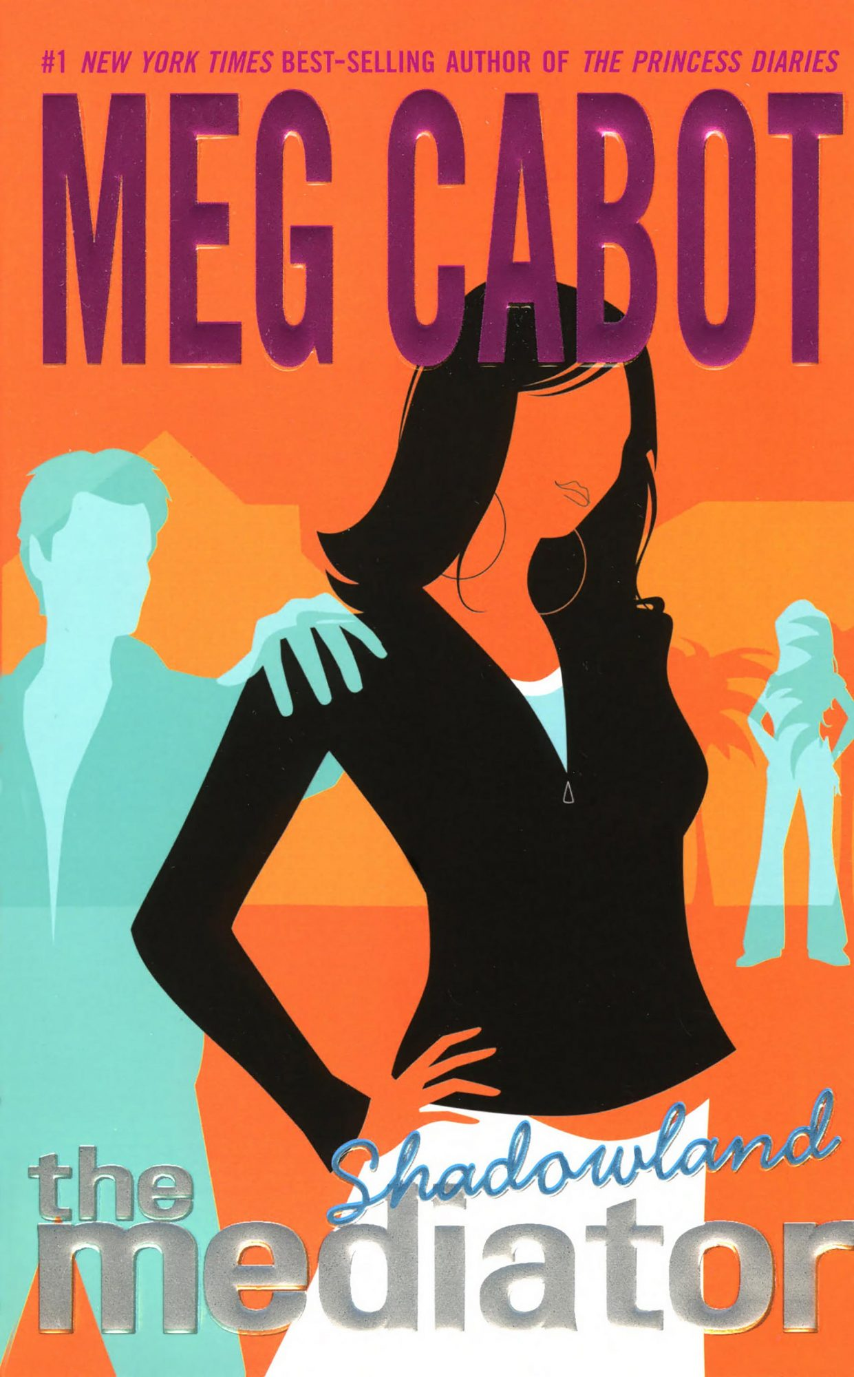 Meg Cabot's The Mediator series CR: HarperTeen