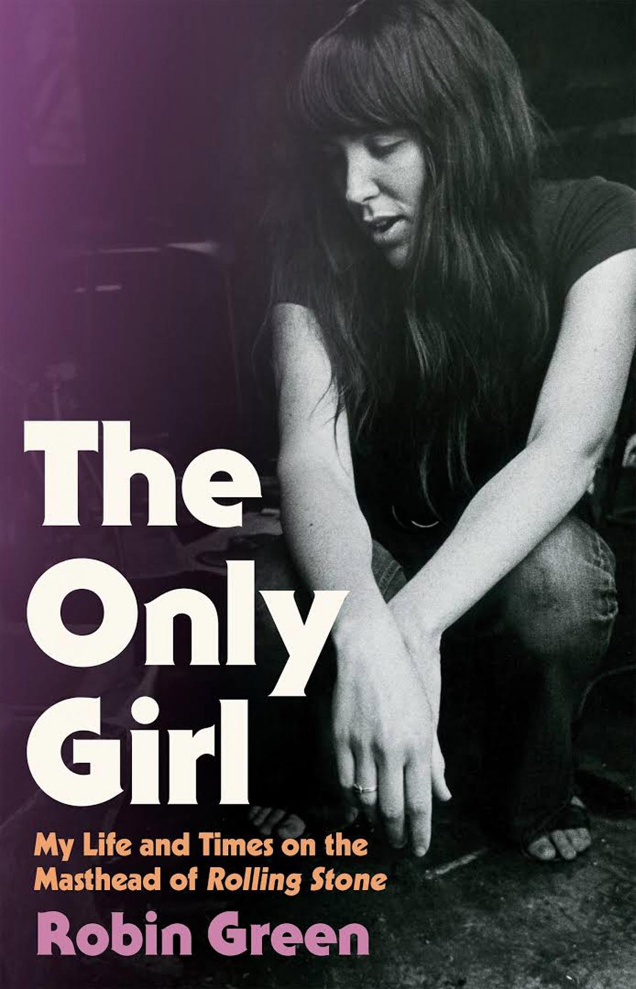 The Only Girl by Robin Green CR: Little, Brown