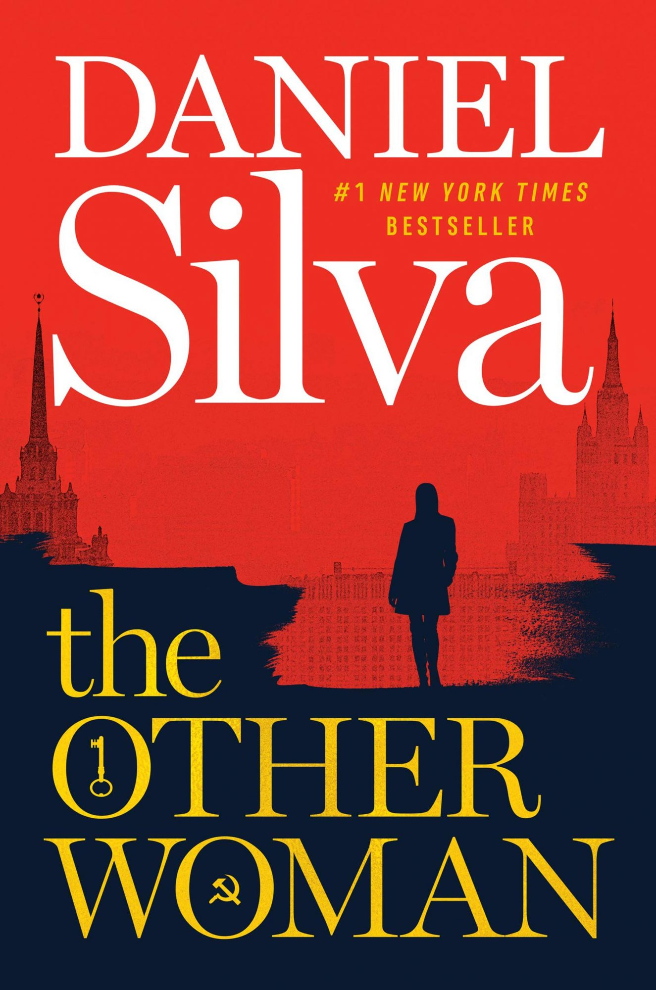 The Other Woman: A Novel  by Daniel Silva  Harper