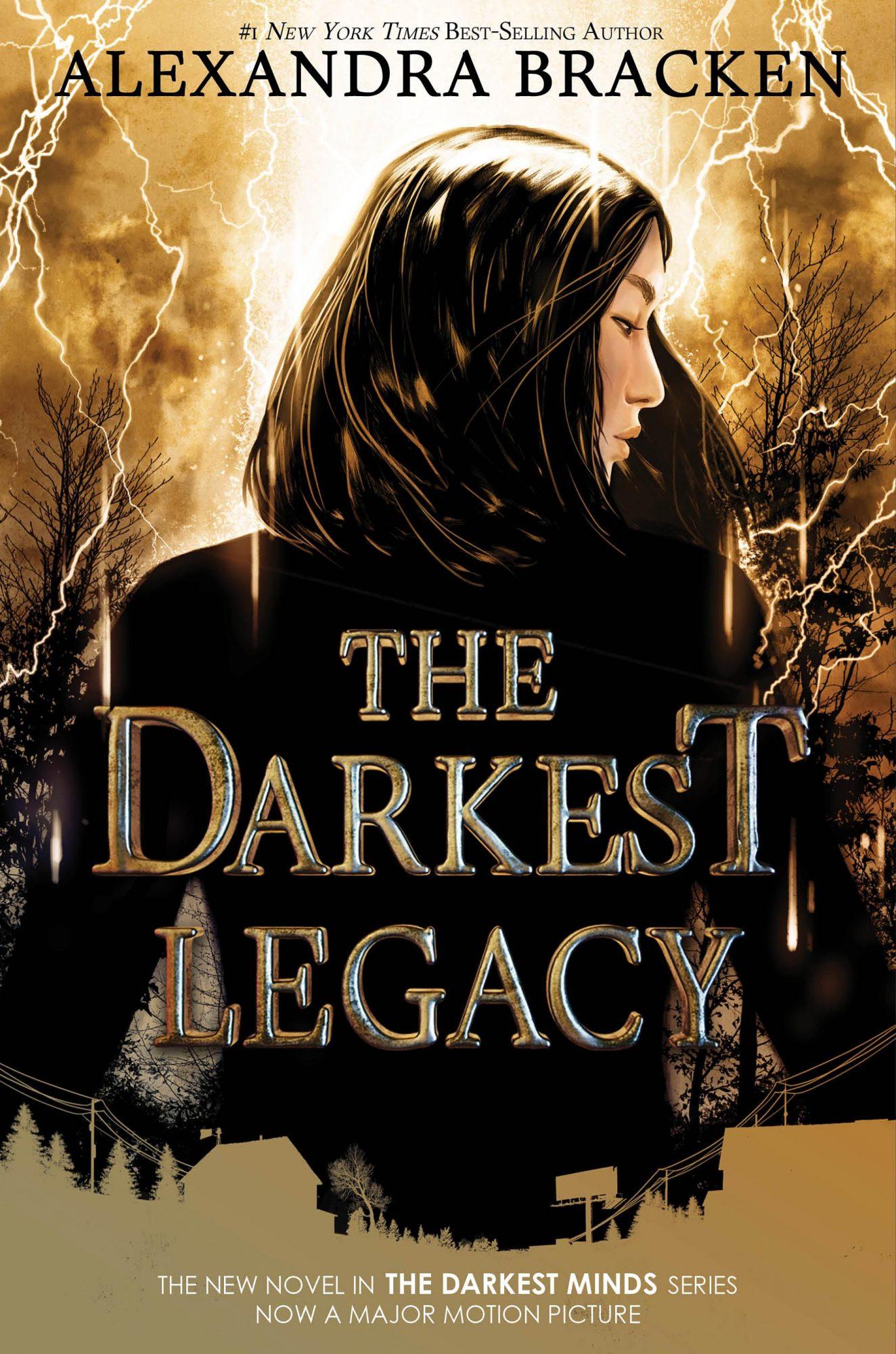 The Darkest Legacy by Alexandra Bracken CR: HarperCollins