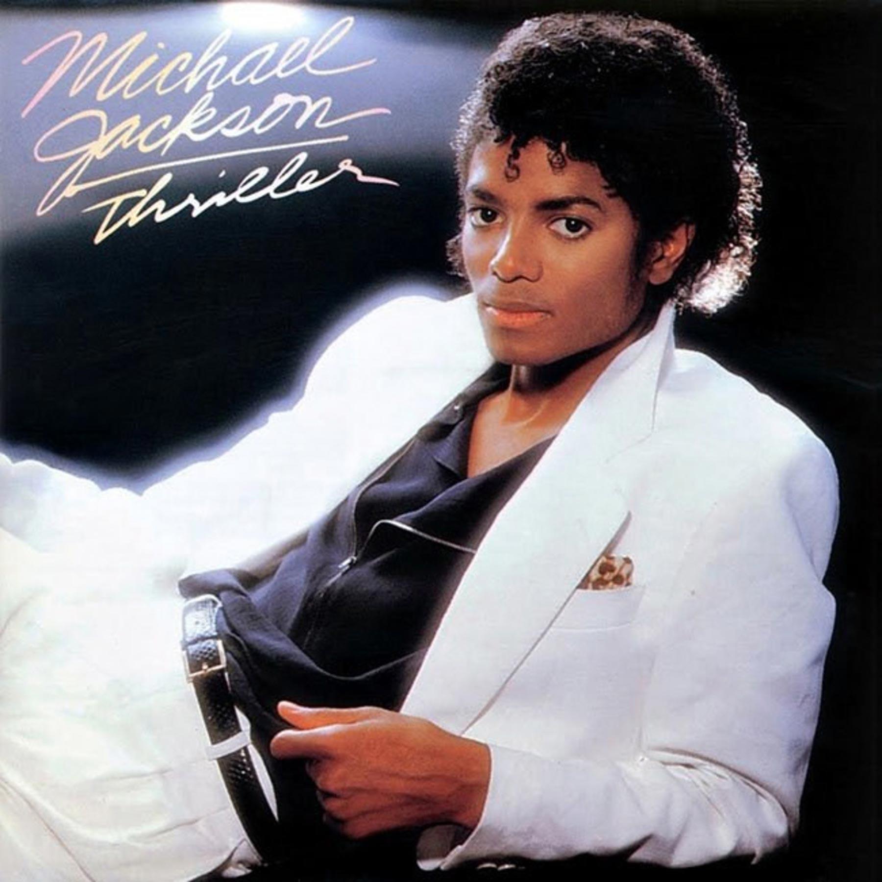 Thriller (1982) by Michael Jackson