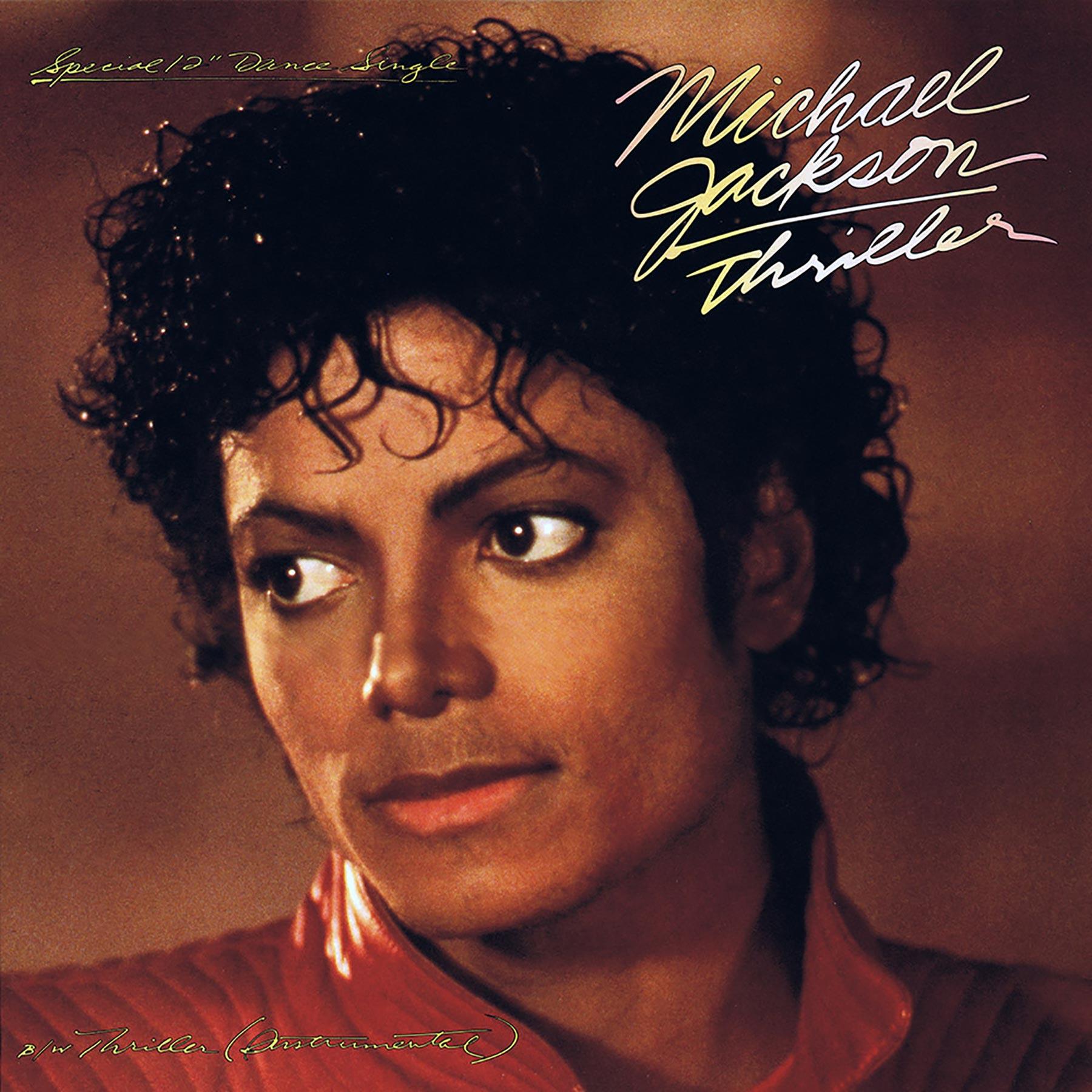 "Michael Jackson  ""Thriller"" 1984"
