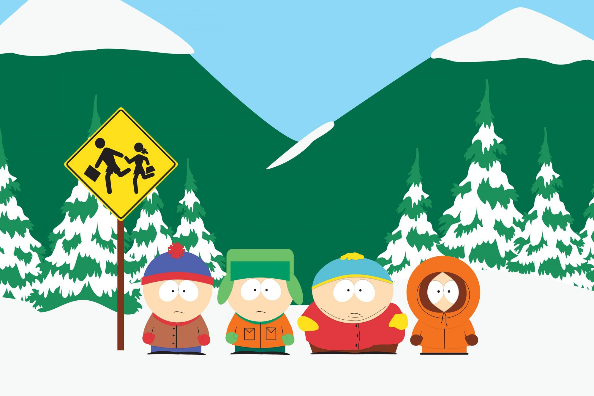 South ParkGalleryl-r: Stan, Kyle, Cartman, Kenny
